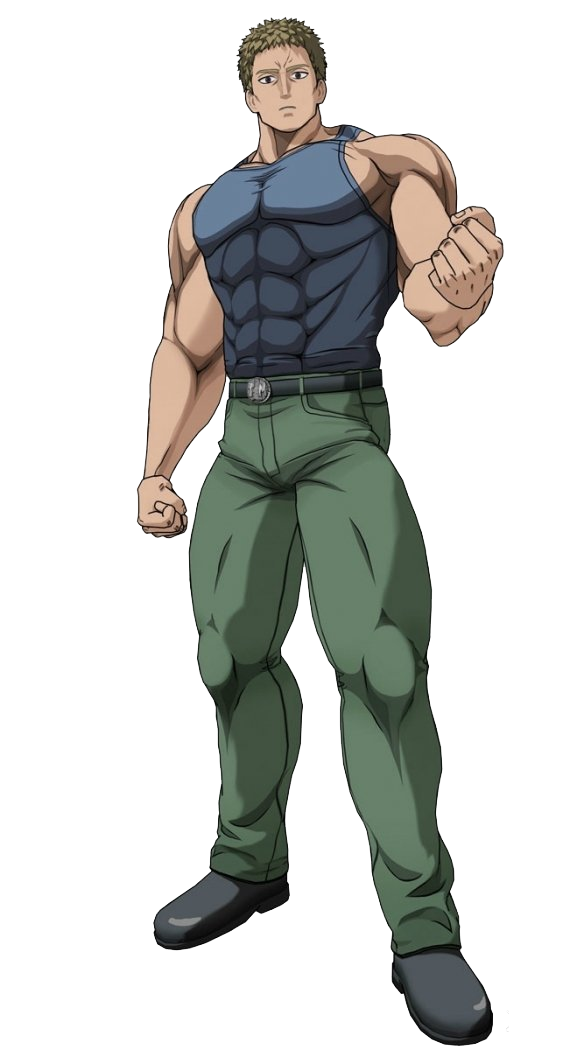 Tanktop Master Render (One Punch Man A Hero Nobody Knows).png