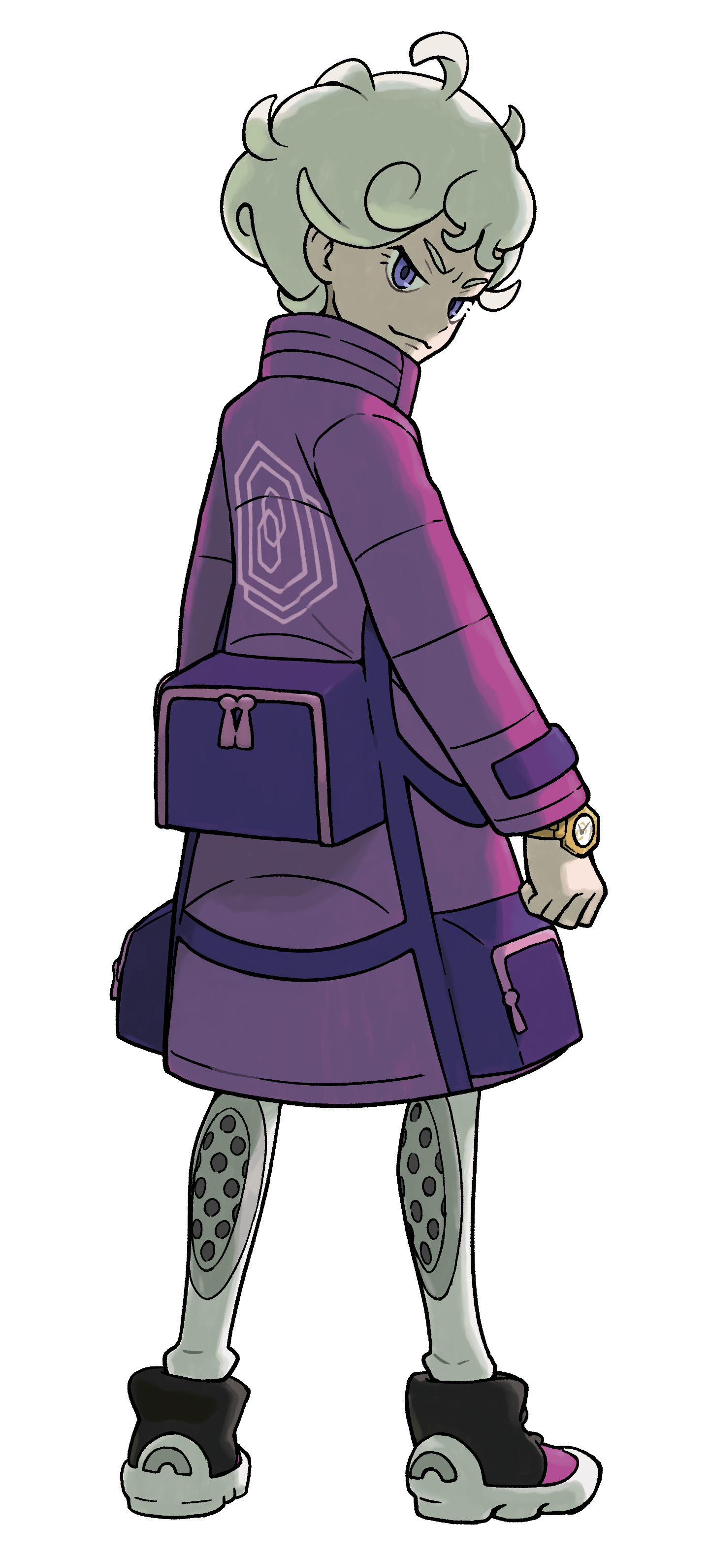 Bede PNG Render (Pokemon Sword and Shield).png