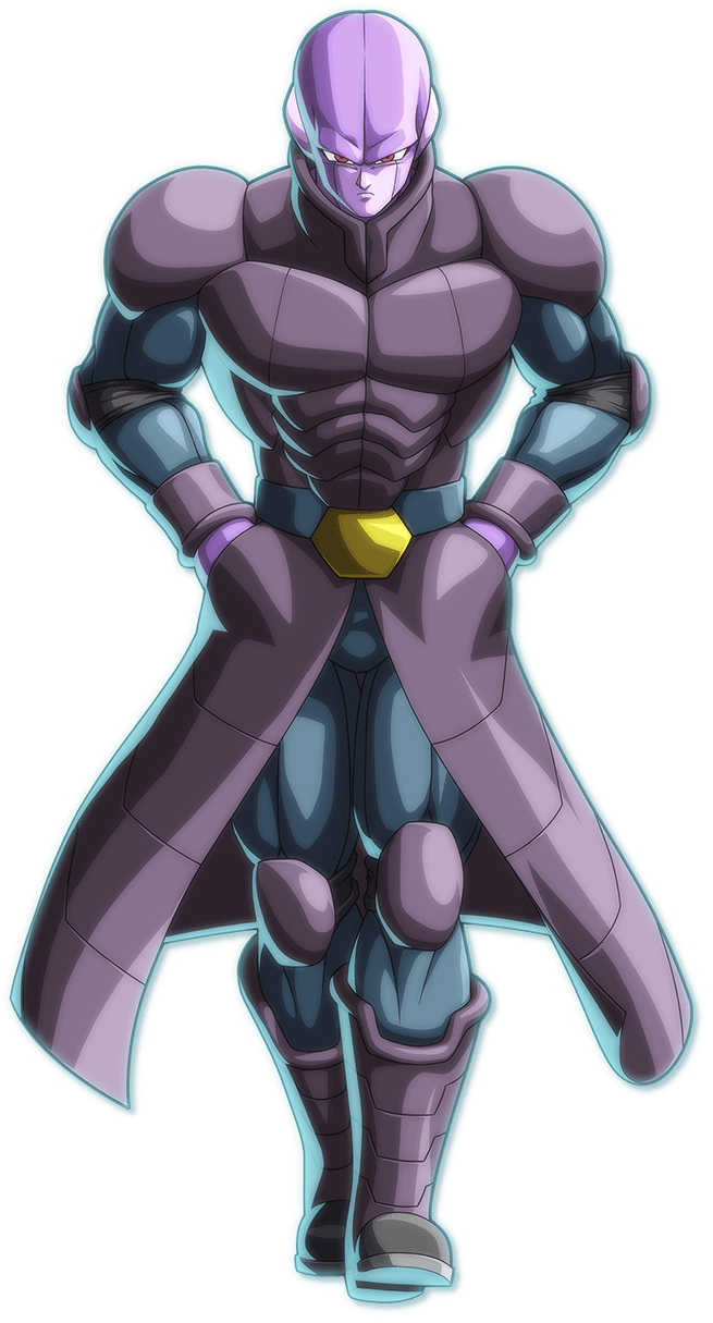 Hit PNG Render (Dragon Ball FighterZ)