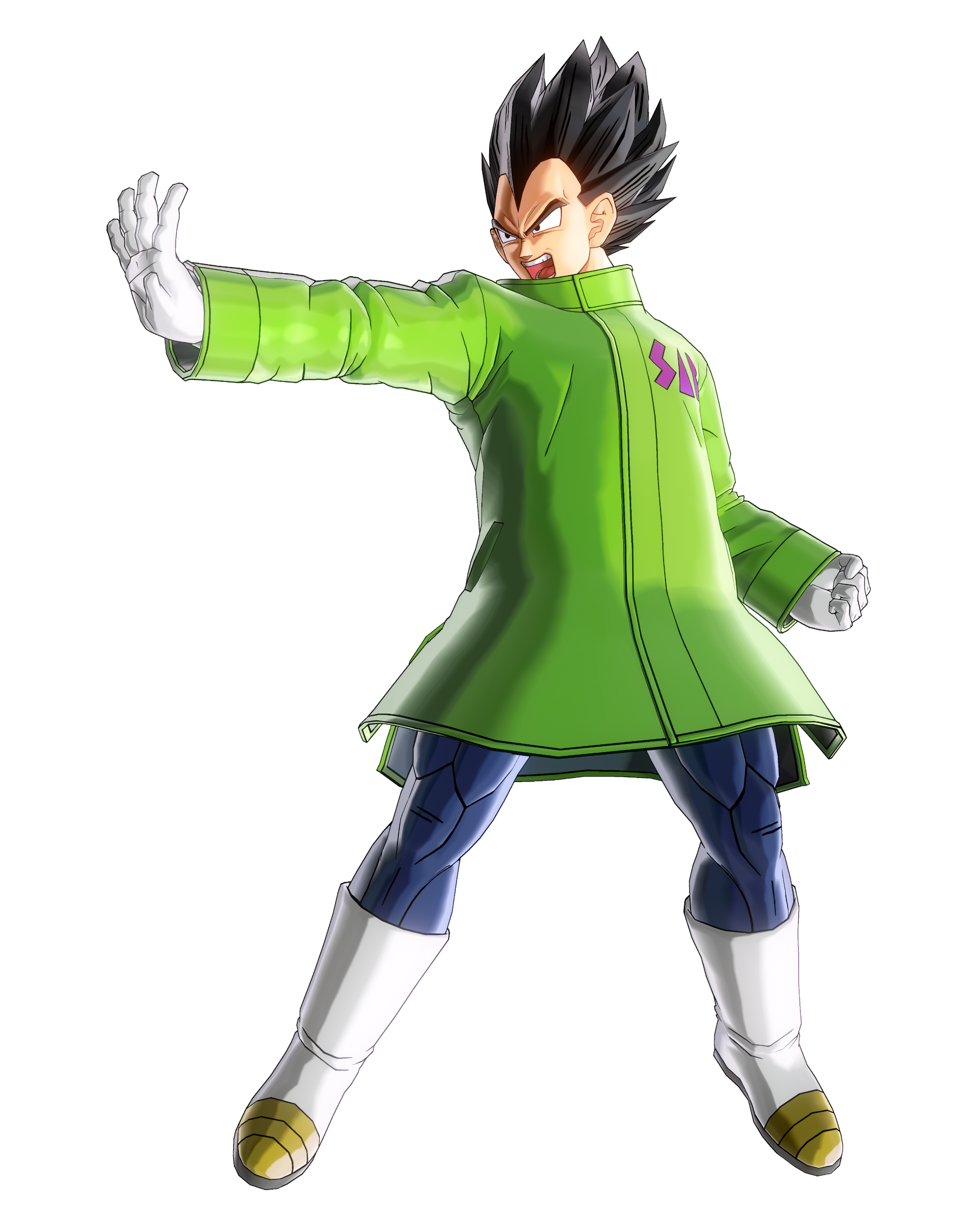 Vegeta Snow Suit Render (Dragon Ball Xenoverse 2).png