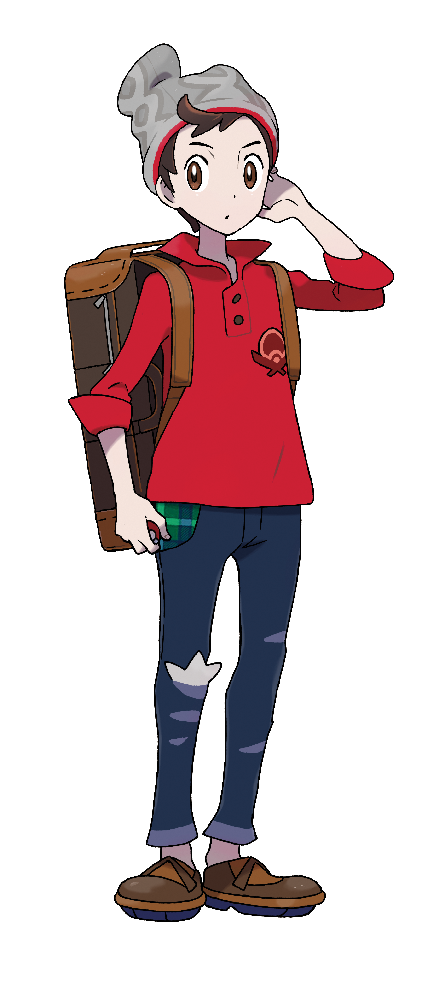 Boy Victor PNG Render (Pokemon Sword and Shield).png