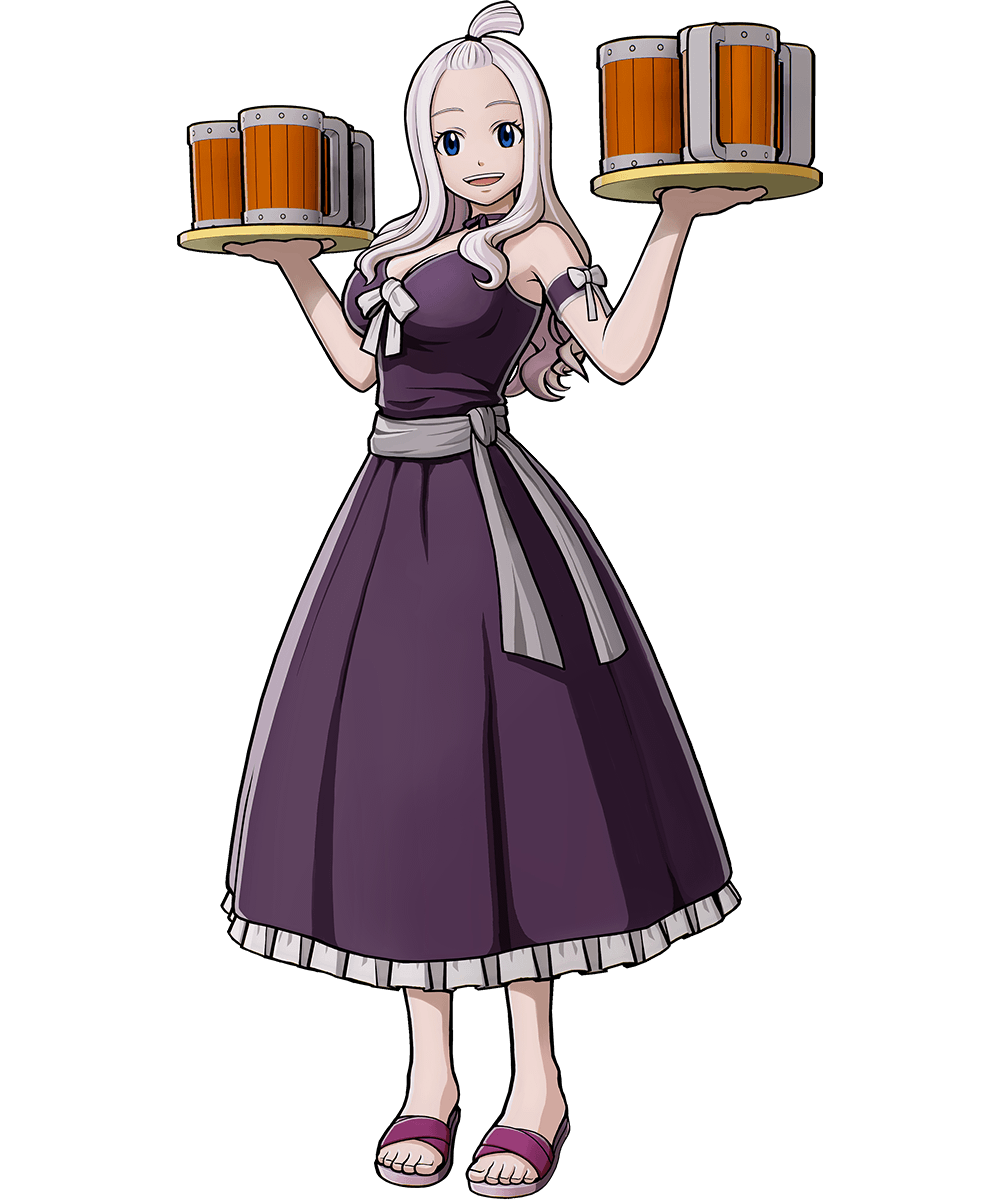 Mirajane Strauss Render (Fairy Tail Game)