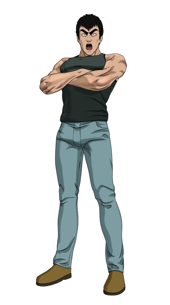 Tanktop Black Hole Render (One Punch Man A Hero Nobody Knows).png