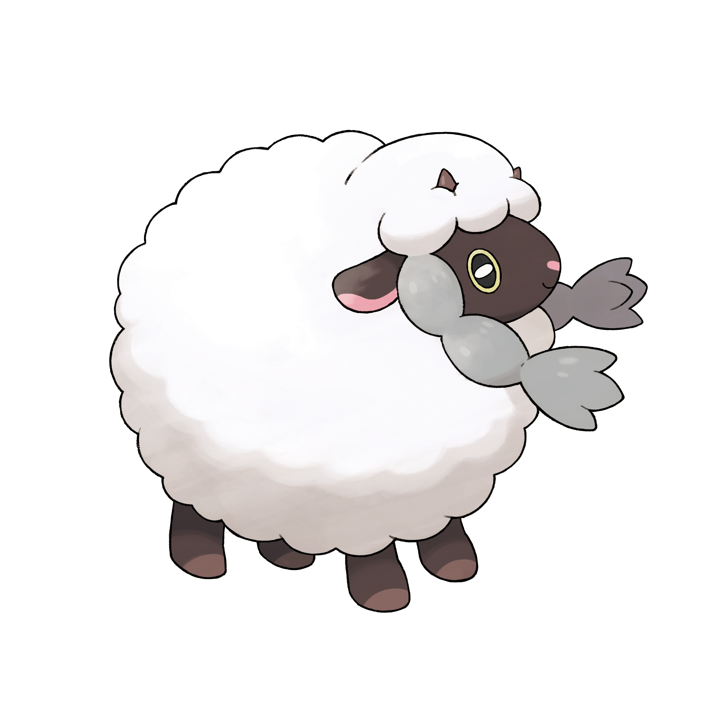Wooloo Render (Pokemon Sword and Shield).png