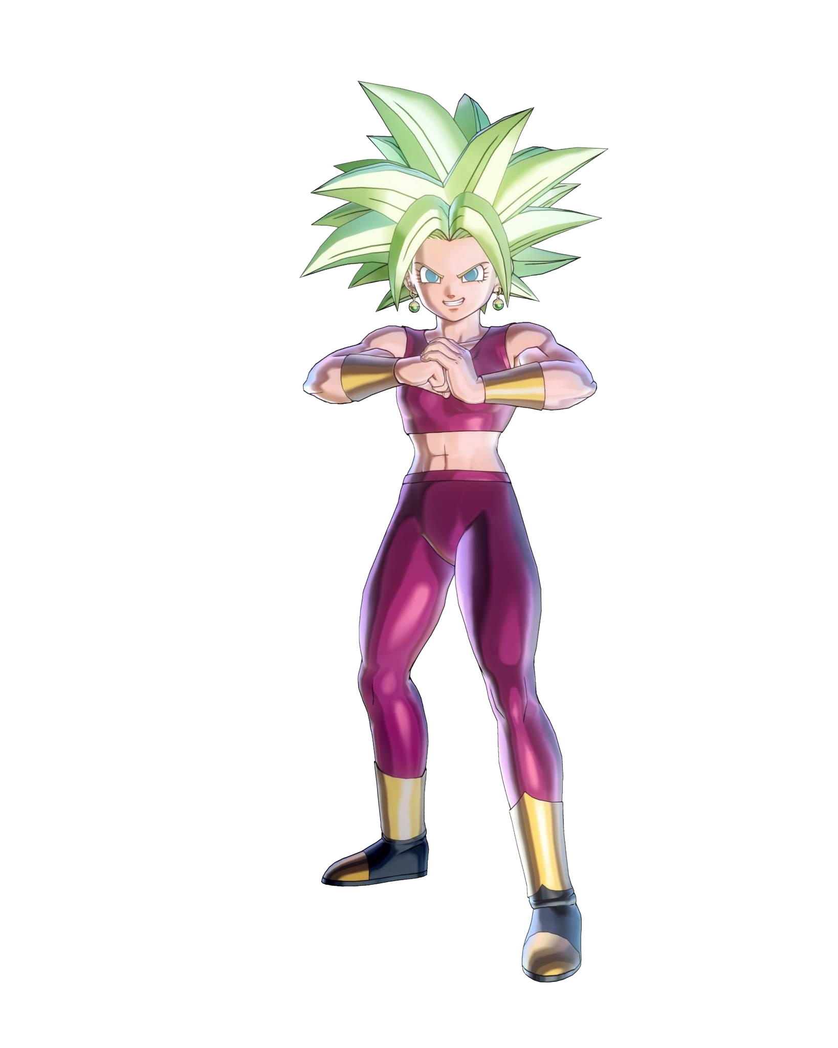 Kefla Render (Dragon Ball Xenoverse 2).png