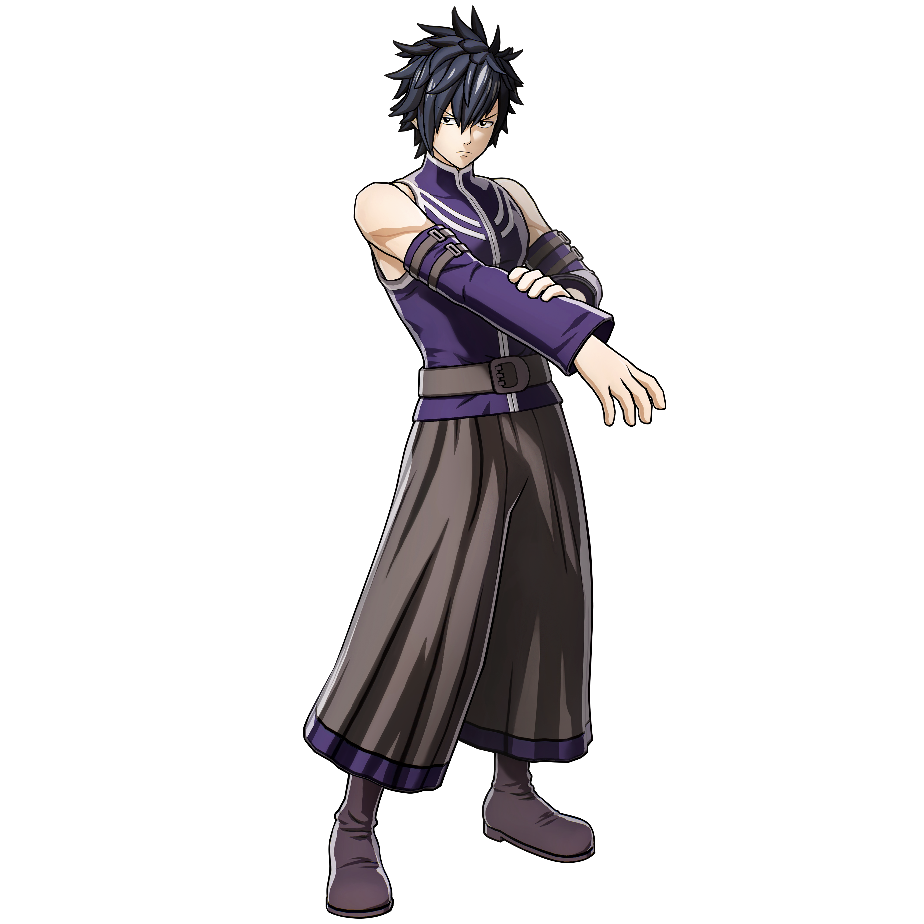 Gray Fullbuster Render (Fairy Tail Game).png