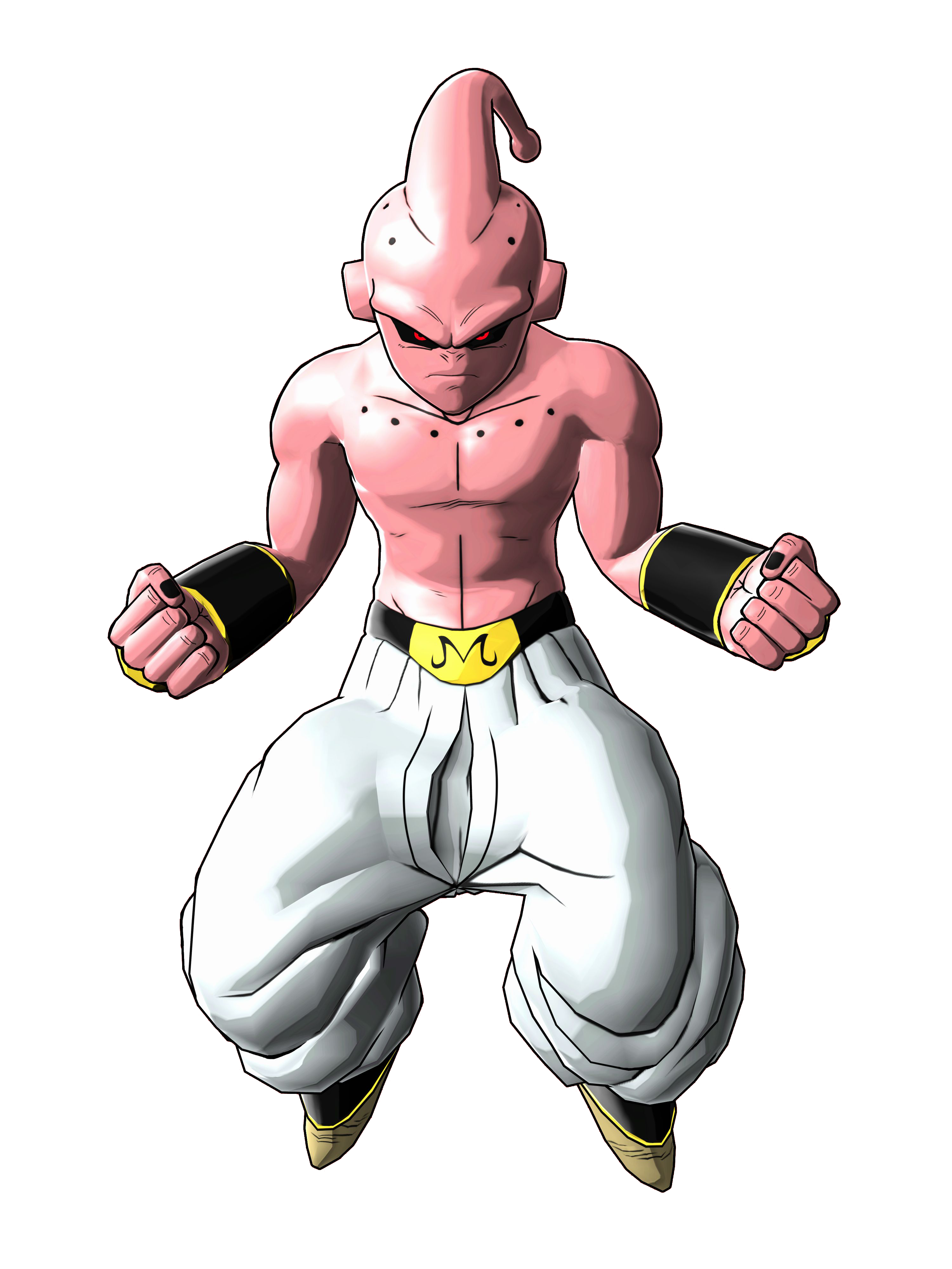 Kid Buu Render (Dragon Ball  Z Battle of Z).png
