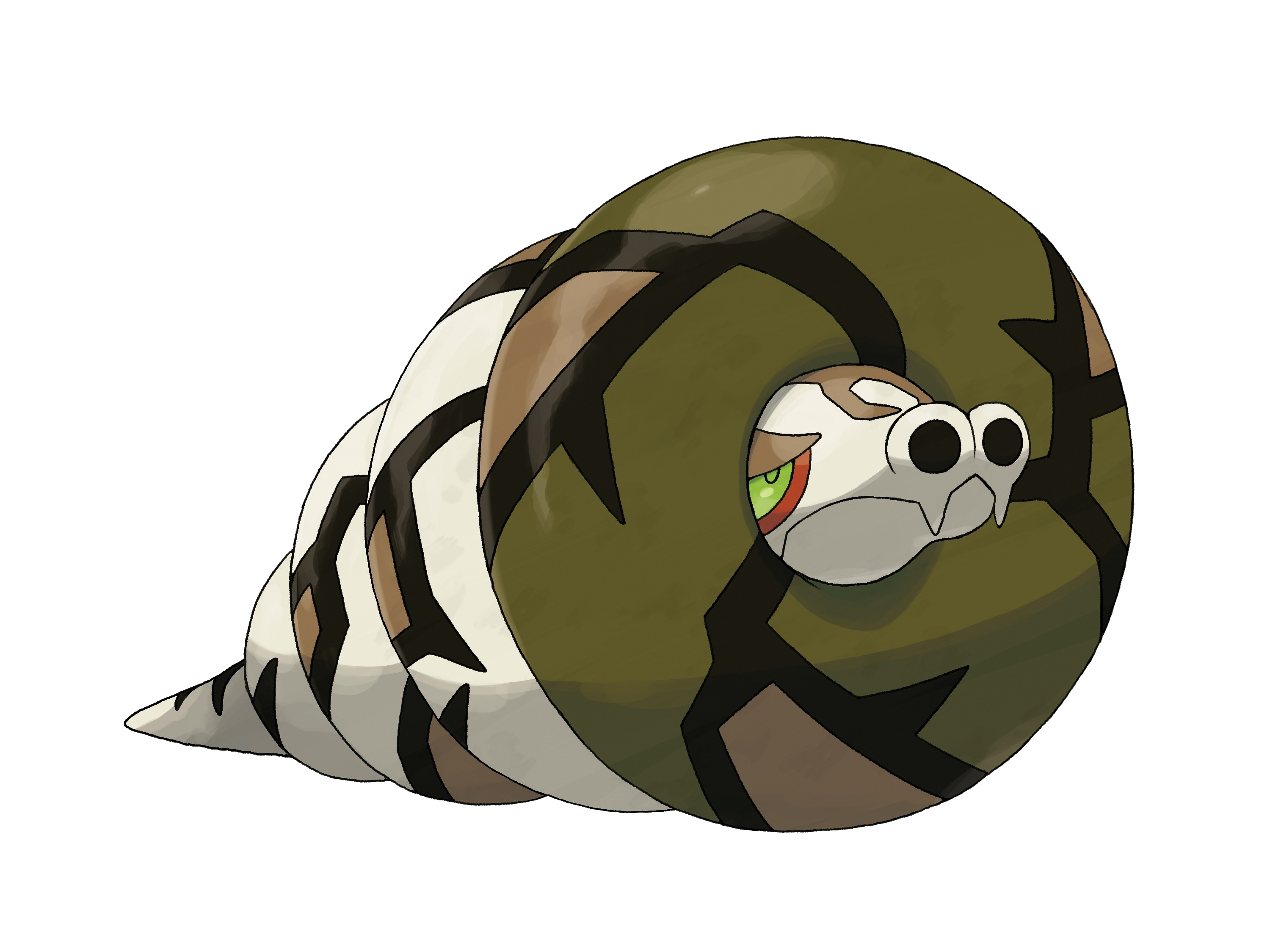 Sandaconda Render (Pokemon Sword and Shield).png