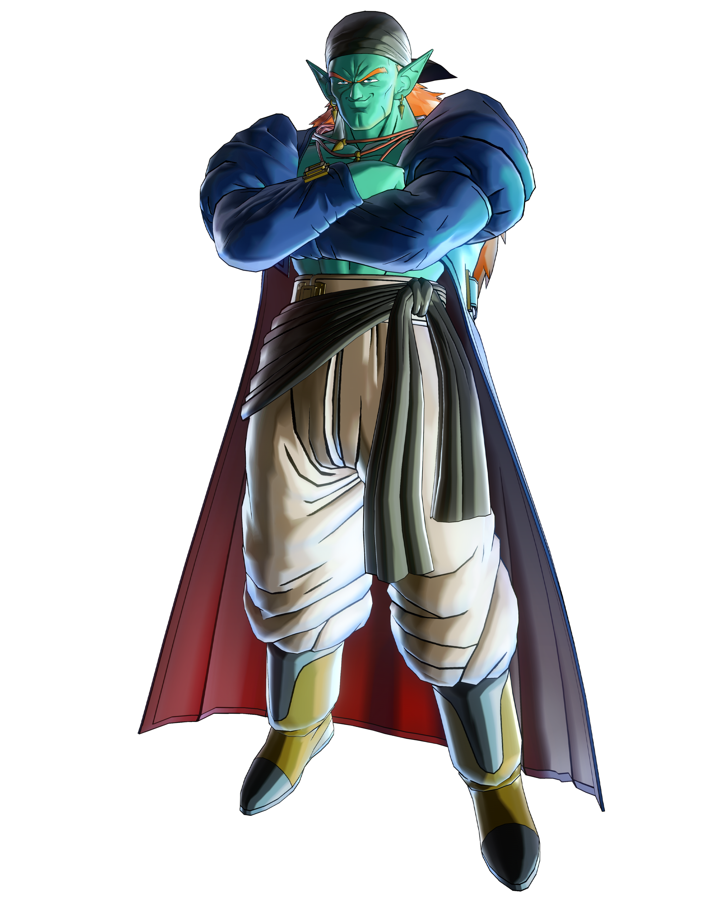 Bojack Render (Dragon Ball Xenoverse 2).png