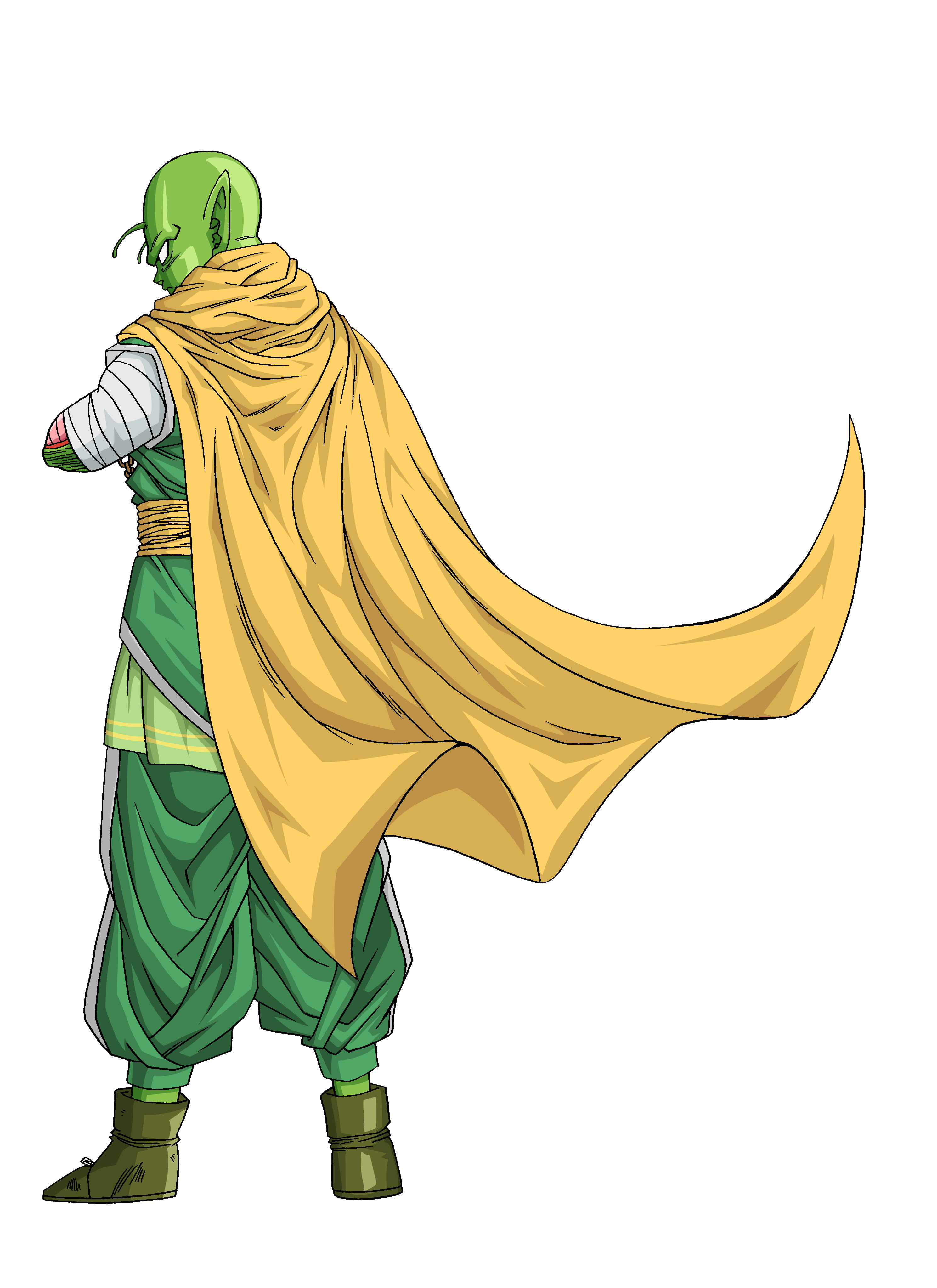 Namekiean Warrior Render (Dragon Ball Xenoverse).png