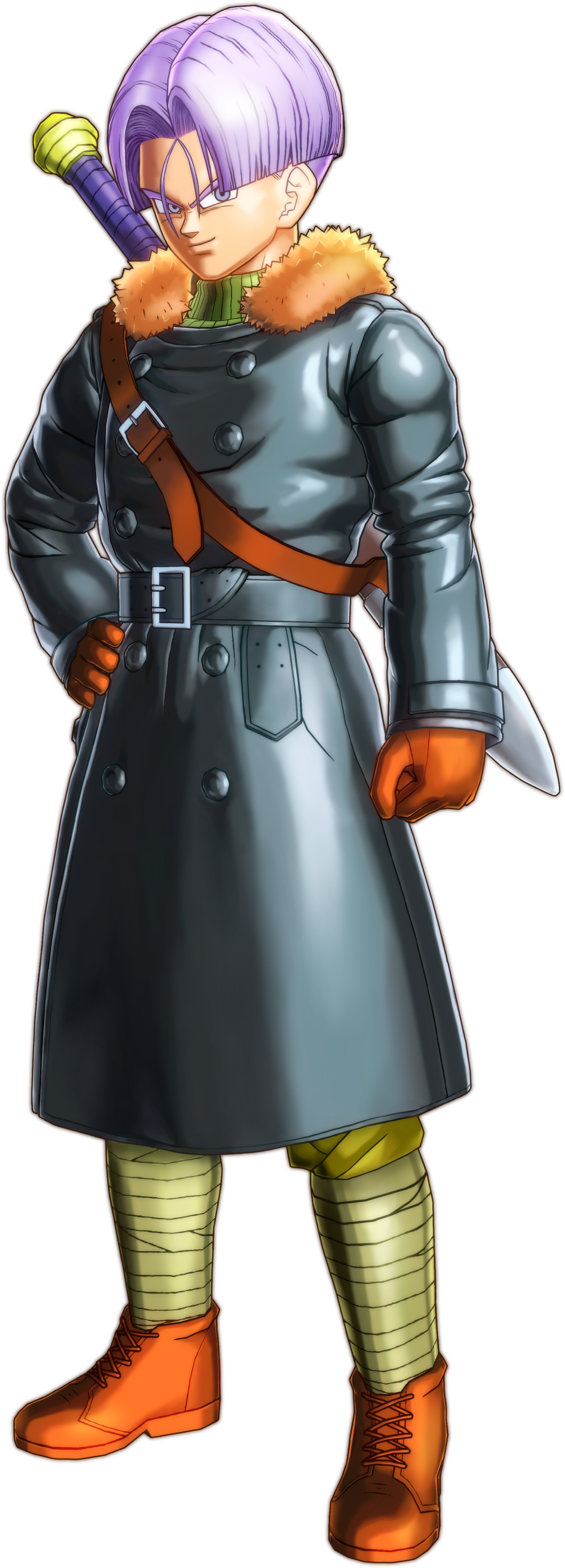 Time Patrol Trunks Render (Dragon Ball Xenoverse).png