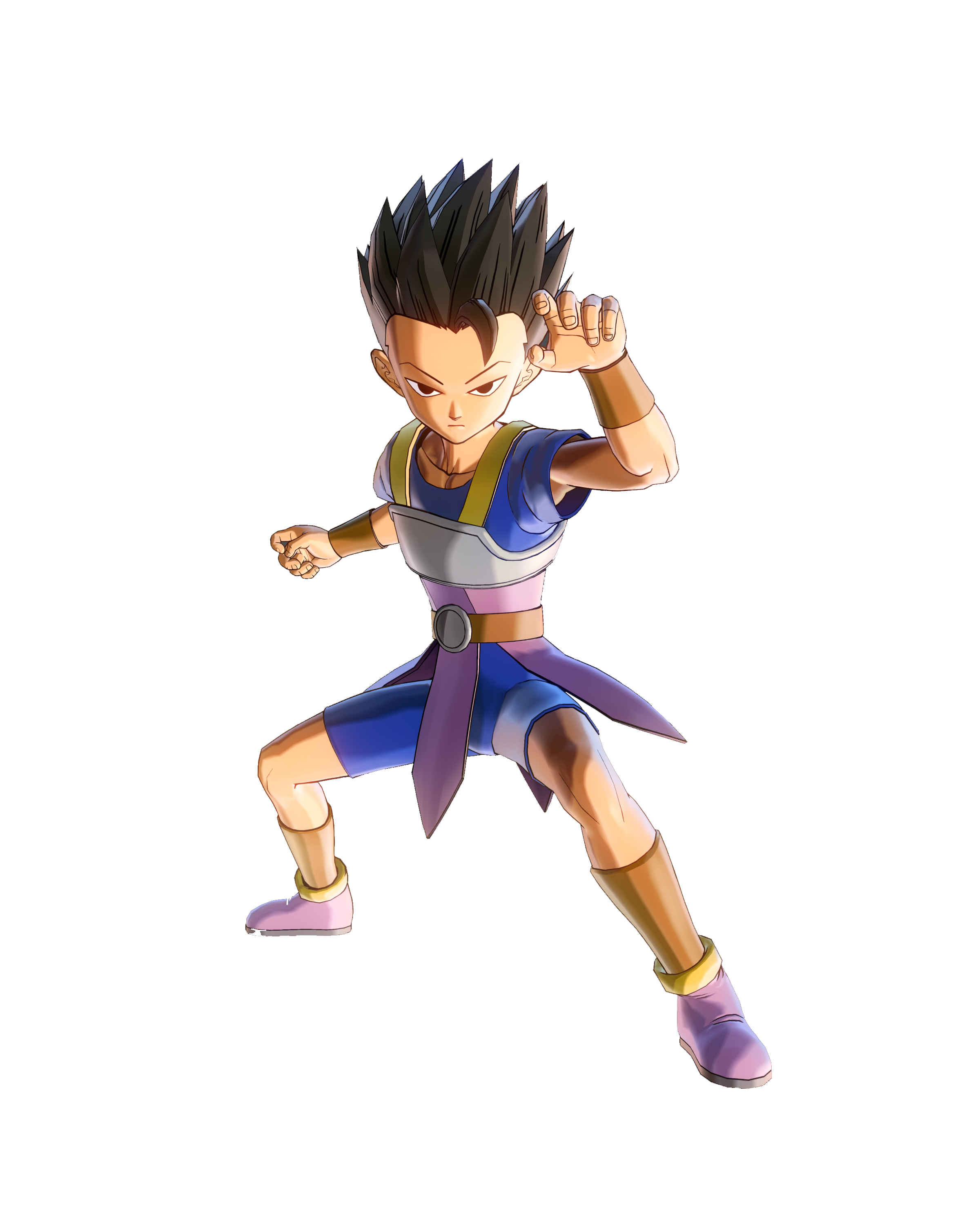 Cabba Render (Dragon Ball Xenoverse 2).png