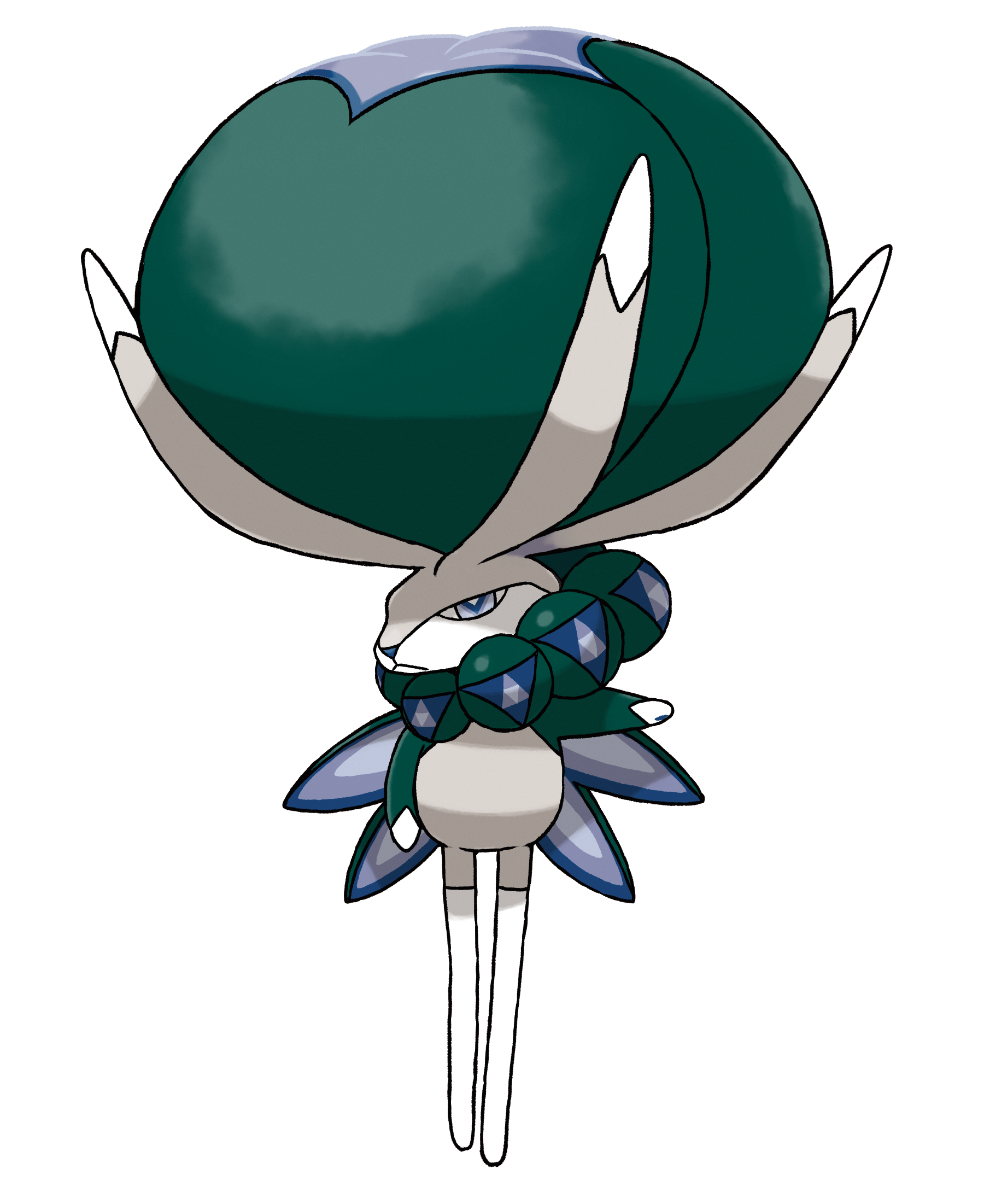 Calyrex Faces Left Render (Pokemon Sword and Shield).png