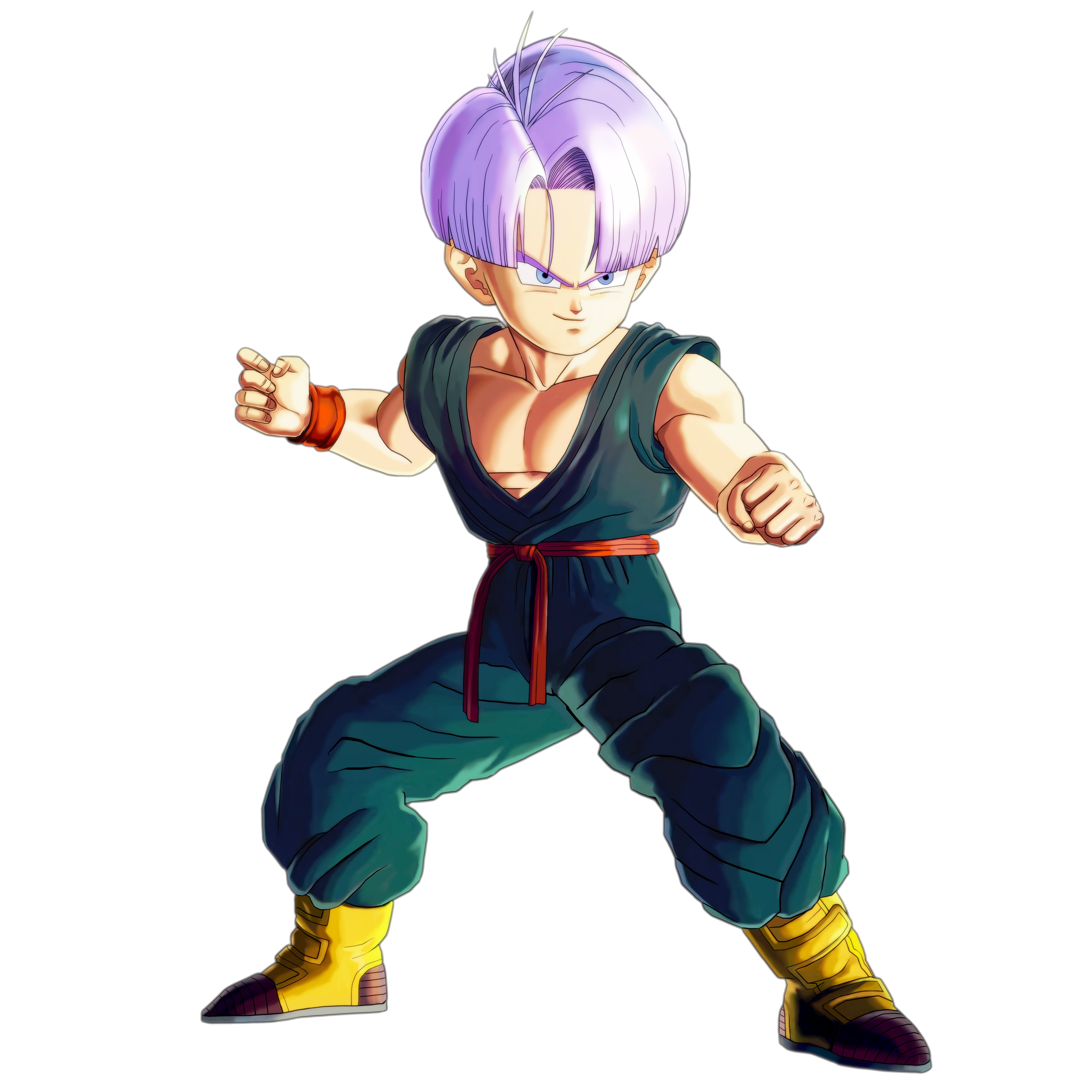 Kid Trunks Render (Dragon Ball Xenoverse).png