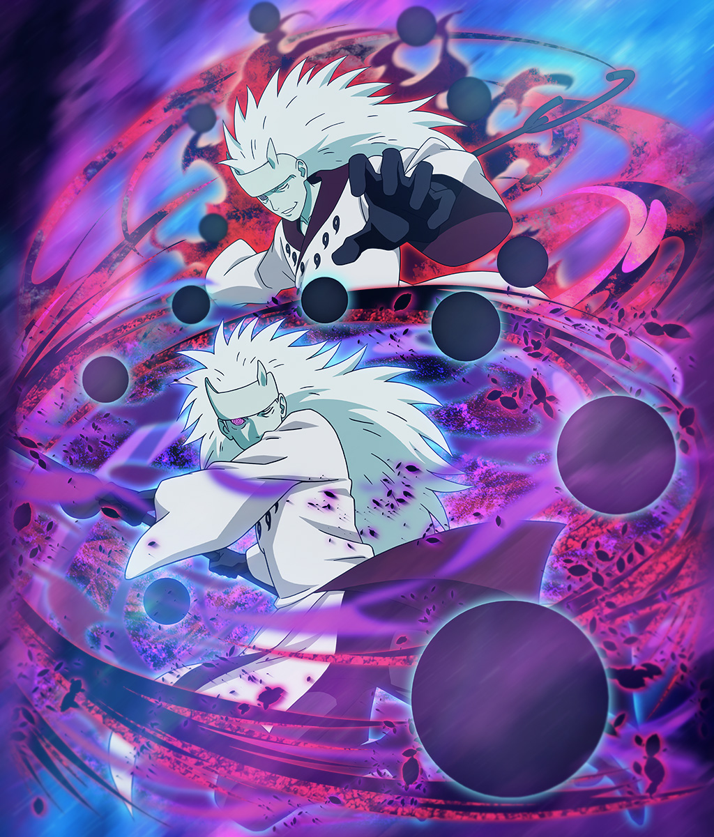 Six Paths Madara with Truth-Seeking Ball
