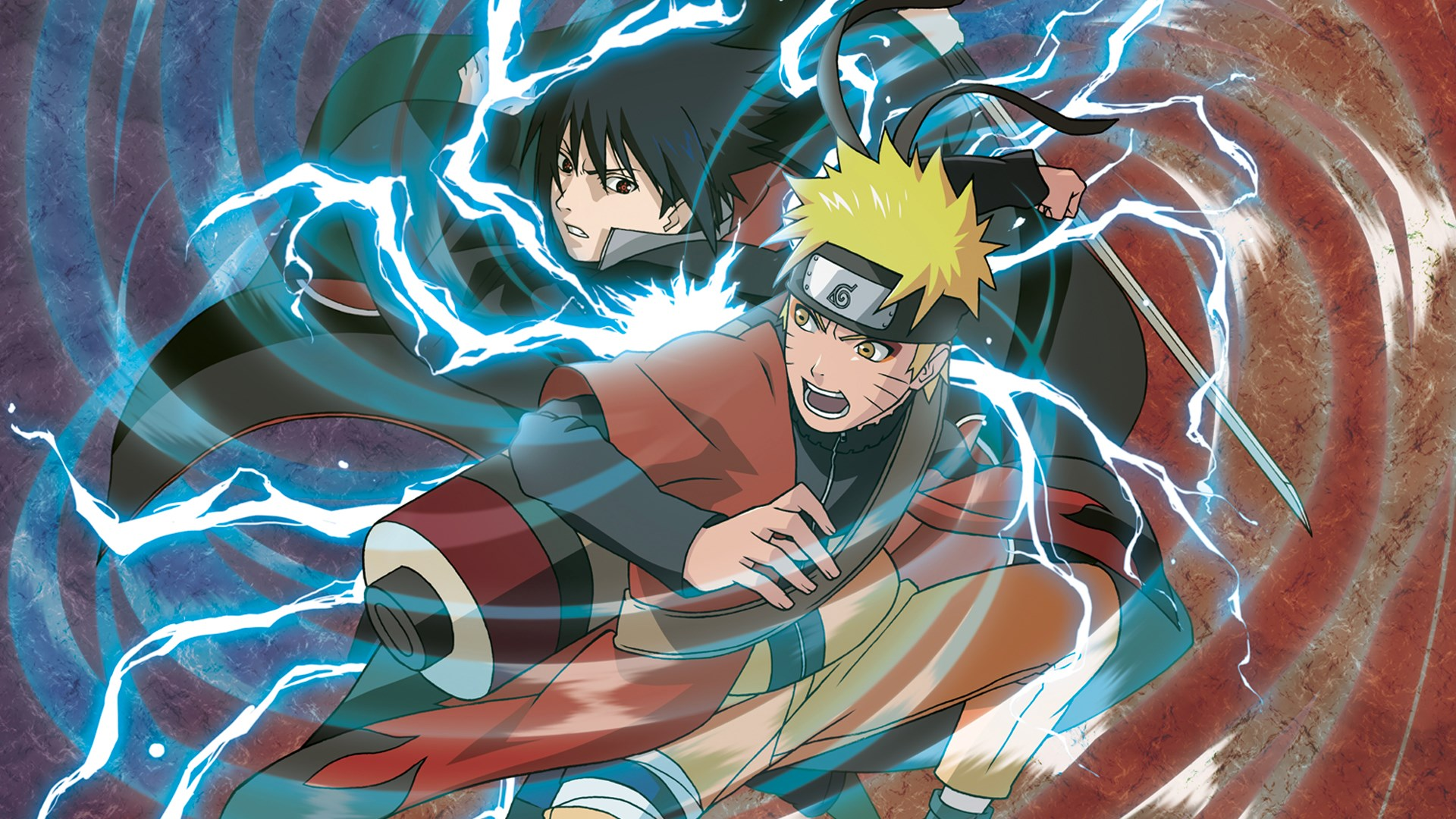 Naruto Shippuden Ultimate Storm 2 Official Wallpaper Art