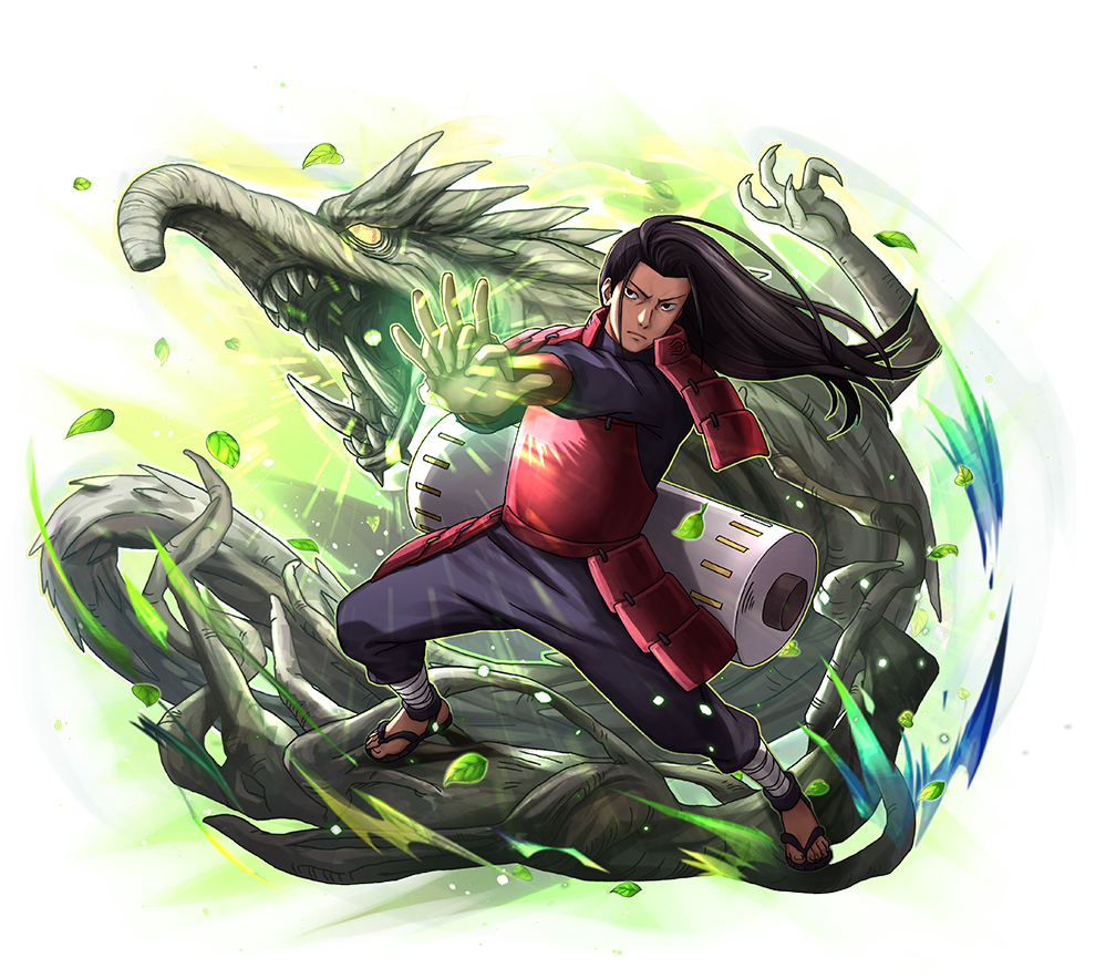 Hashirama Wood Dragon 2 (Naruto Shippuden Ultimate Ninja Blazing)