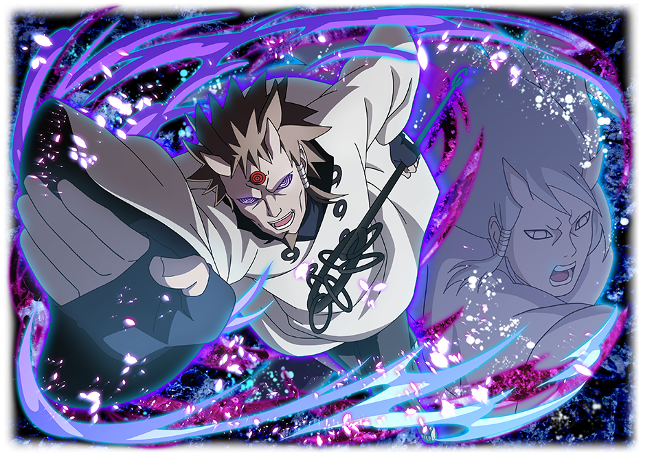 Hagoromo and Hamura (Naruto Shippuden Ultimate Ninja Blazing)