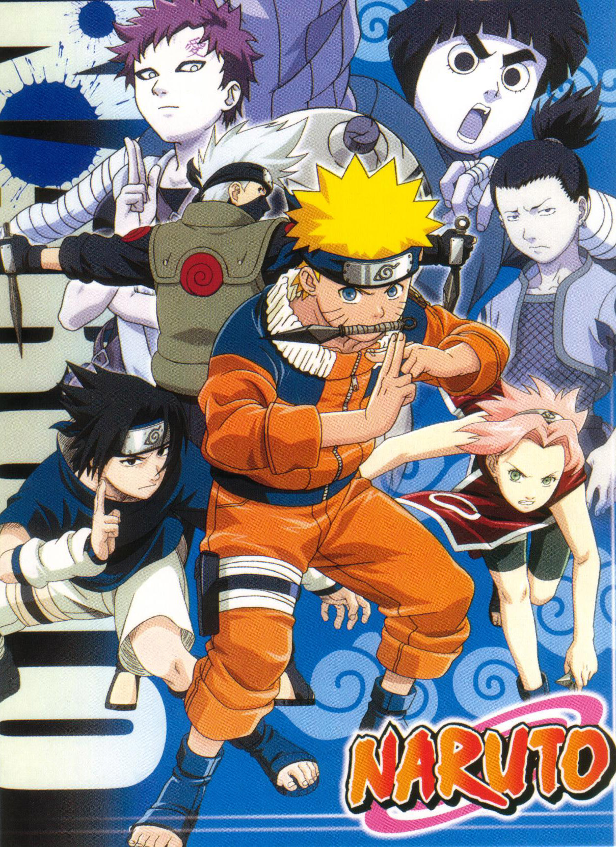 Chunin Exam Arc Poster With Team 7, Shikamaru, Rock Lee, and Gaara.jpg