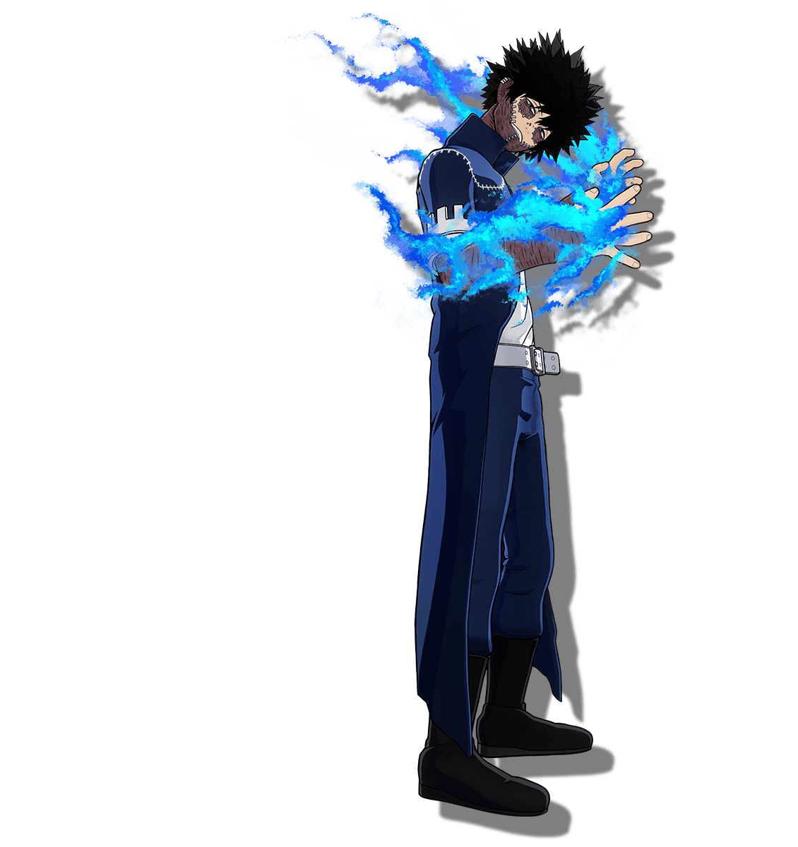 Dabi - Blueflame 3D Render (My Hero One's Justice 2).png