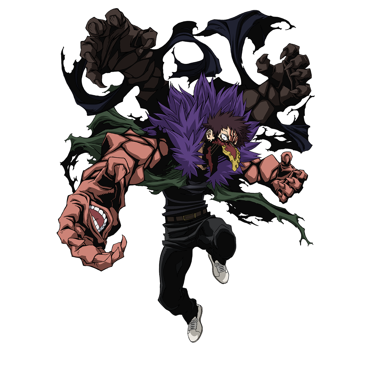Kai Chisaki - Overhaul Final Form Render (My Hero One's Justice 2).png