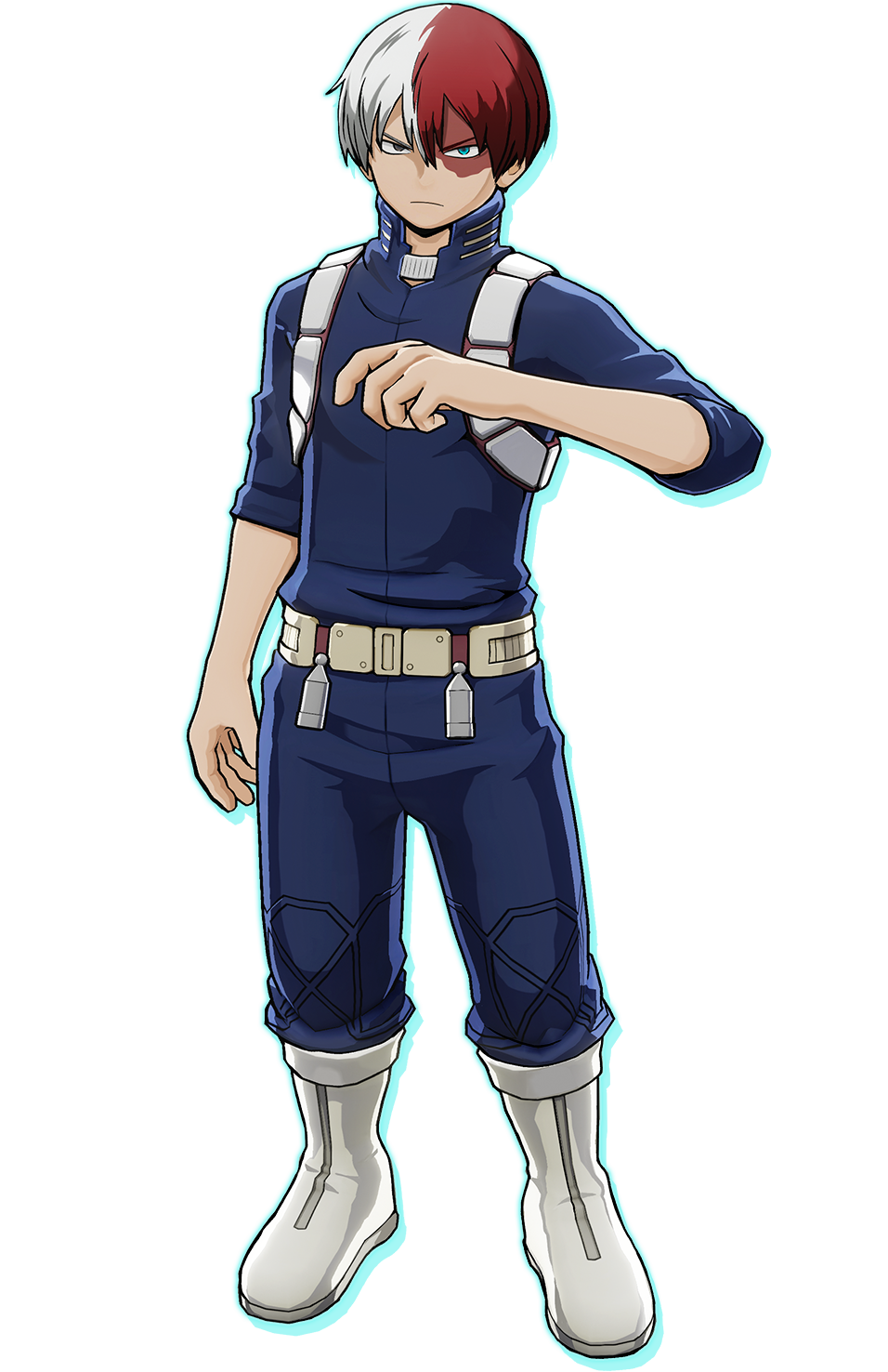 Shoto Todoroki Render (My Hero One's Justice 1).png