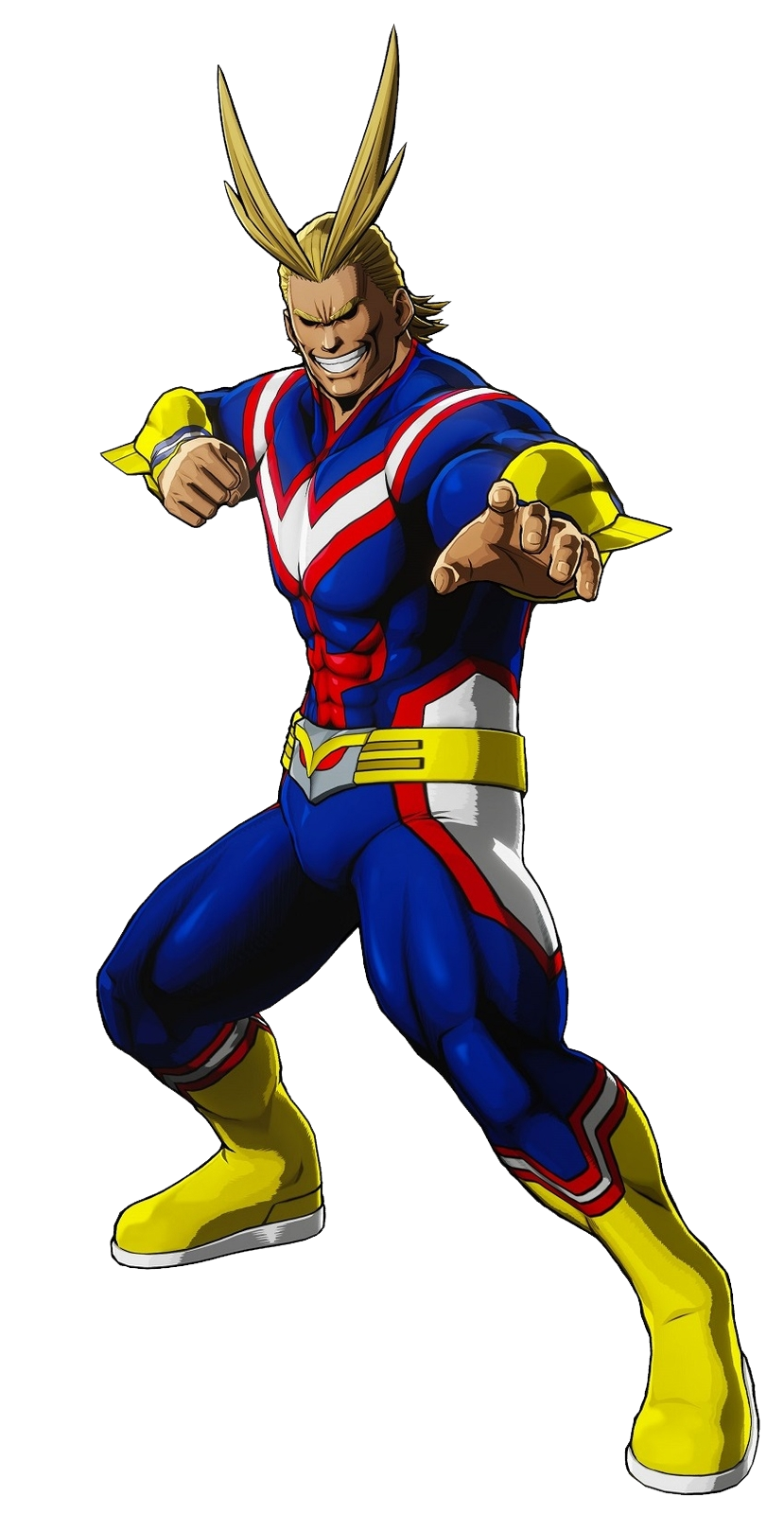 All Might Render (My Hero One's Justice 1).png