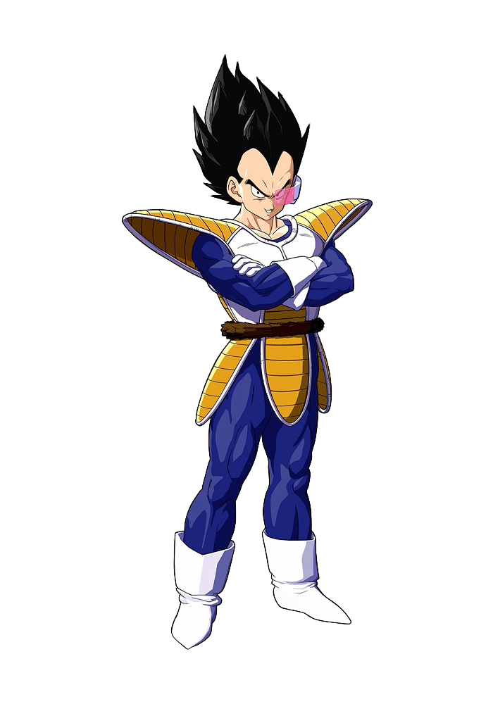 Vegeta Frieza Saga Render (Dragon Ball Z Kakarot).png