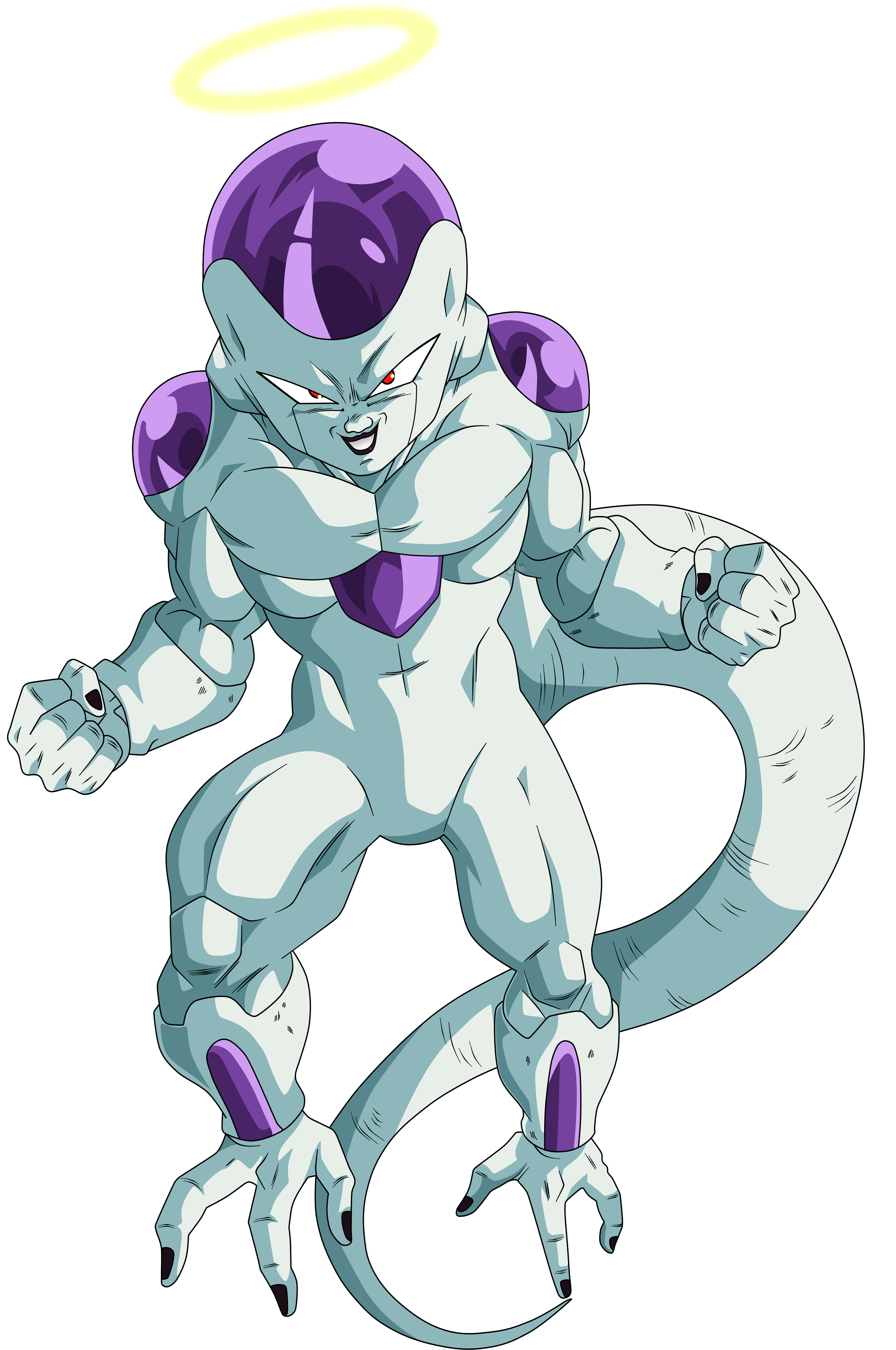 Frieza with Halo Ready Render.png