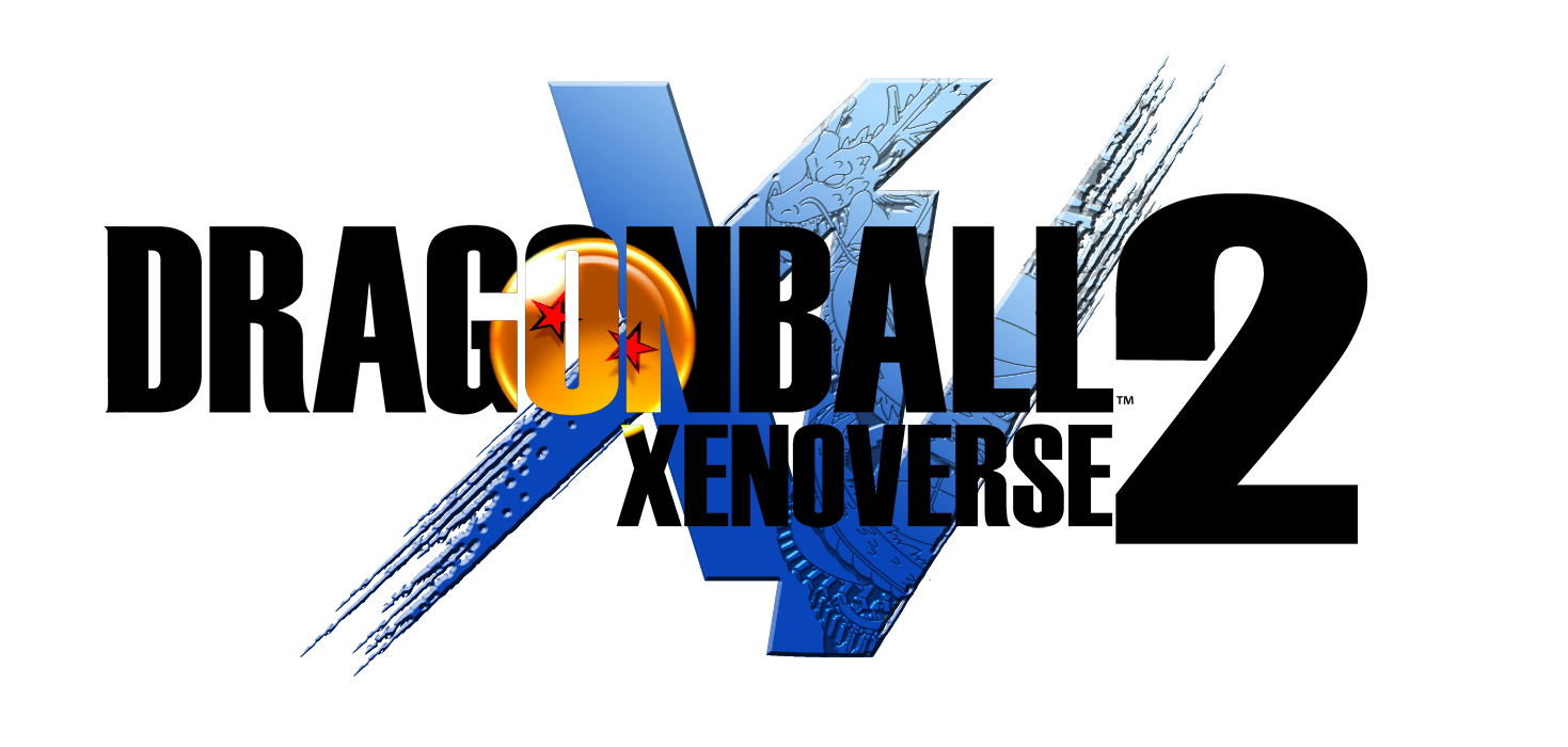 Dragon Ball Xenoverse 2 Logo PNG
