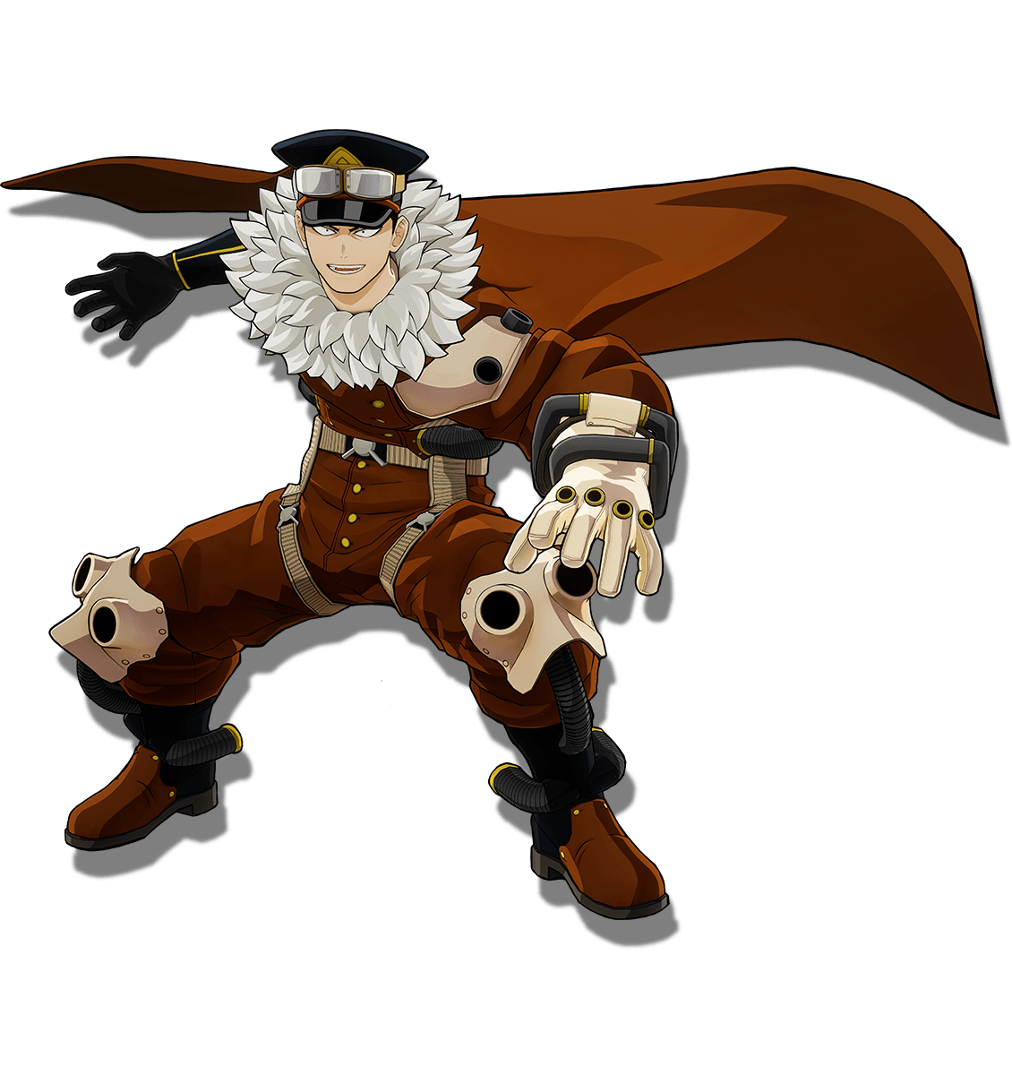 Inasa Yoarashi - Gale Force 3D Render (My Hero One's Justice 2).png
