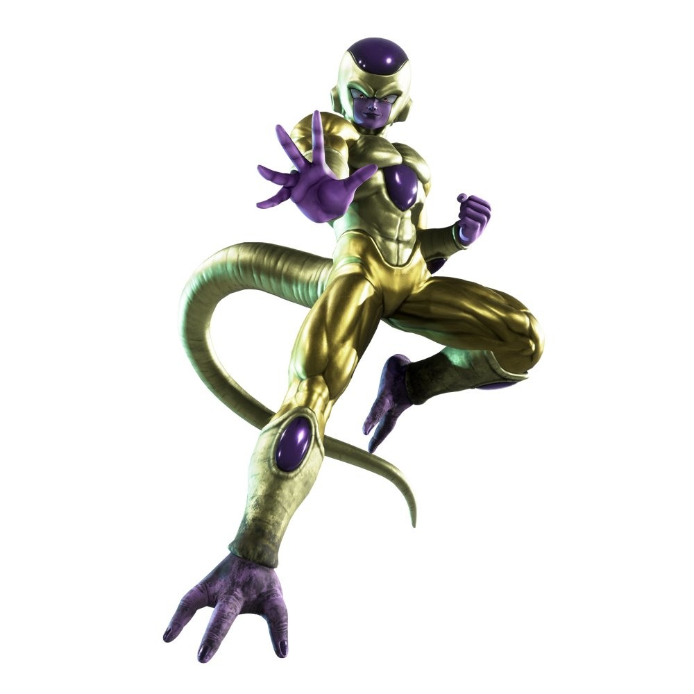 Frieza Golden Art (Jump Force)
