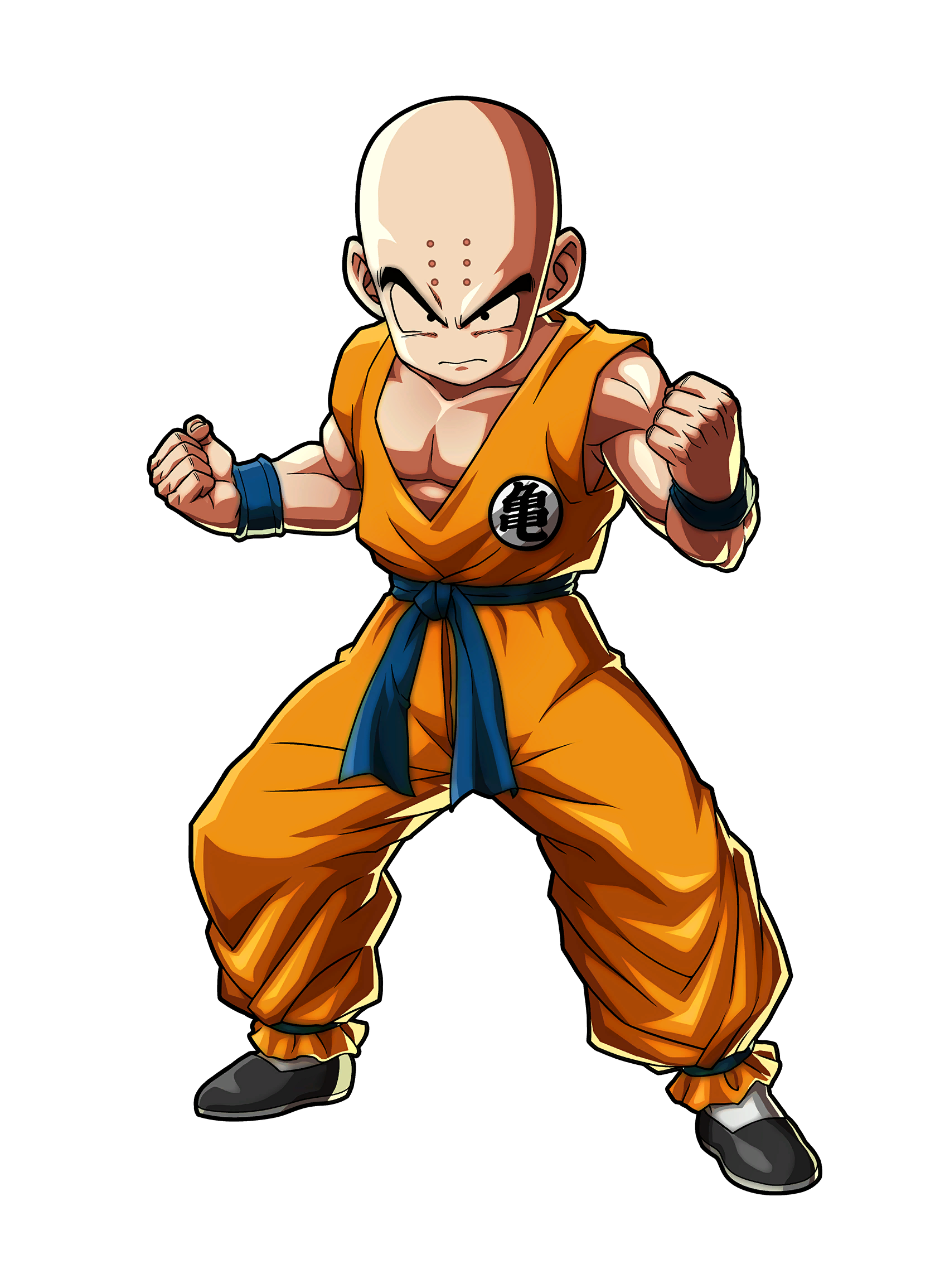 Krillin Render (Dragon Ball FighterZ).png