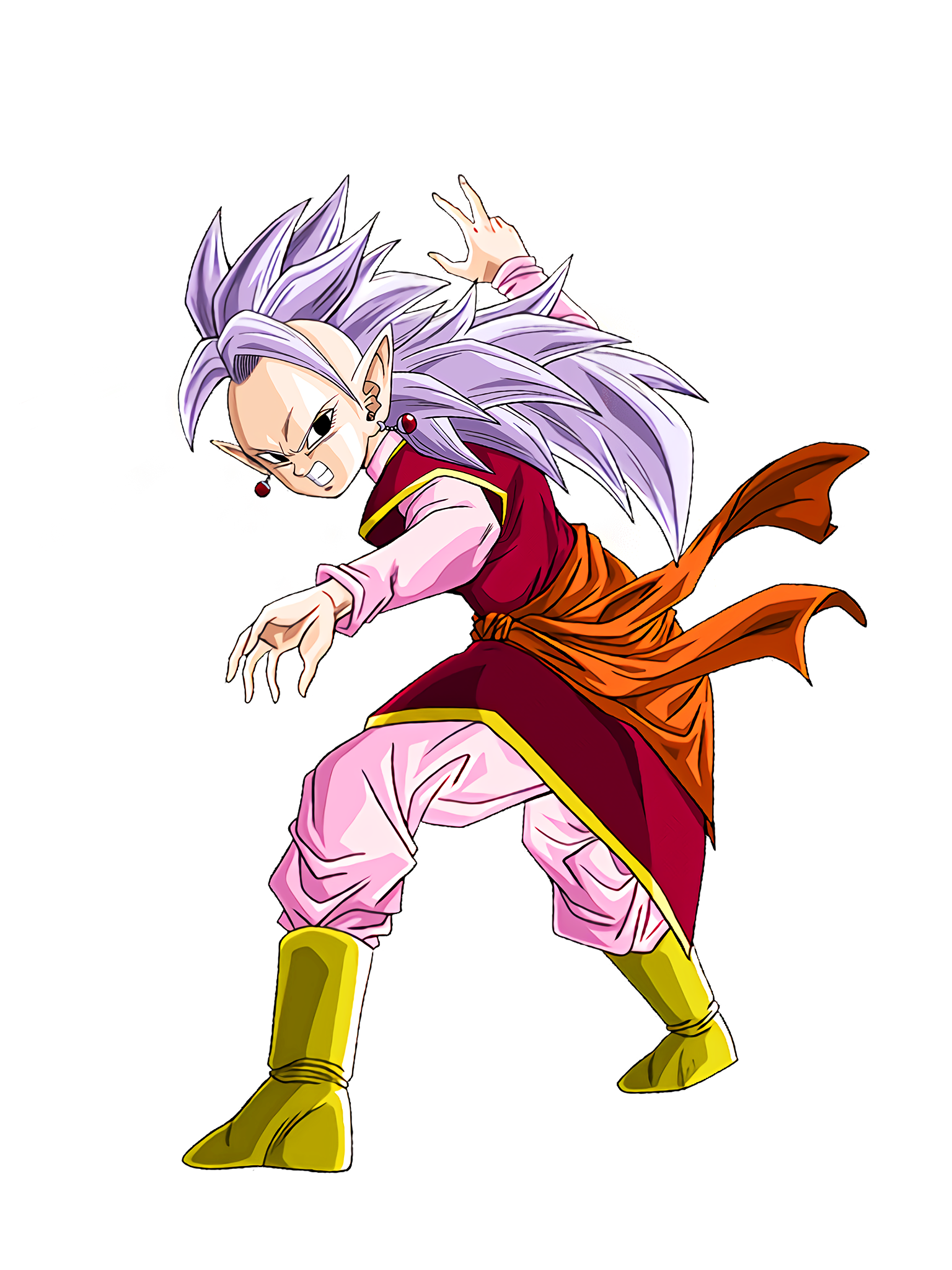 Holy Intercept West Supreme Kai Render (Dragon Ball Z Dokkan Battle) .png