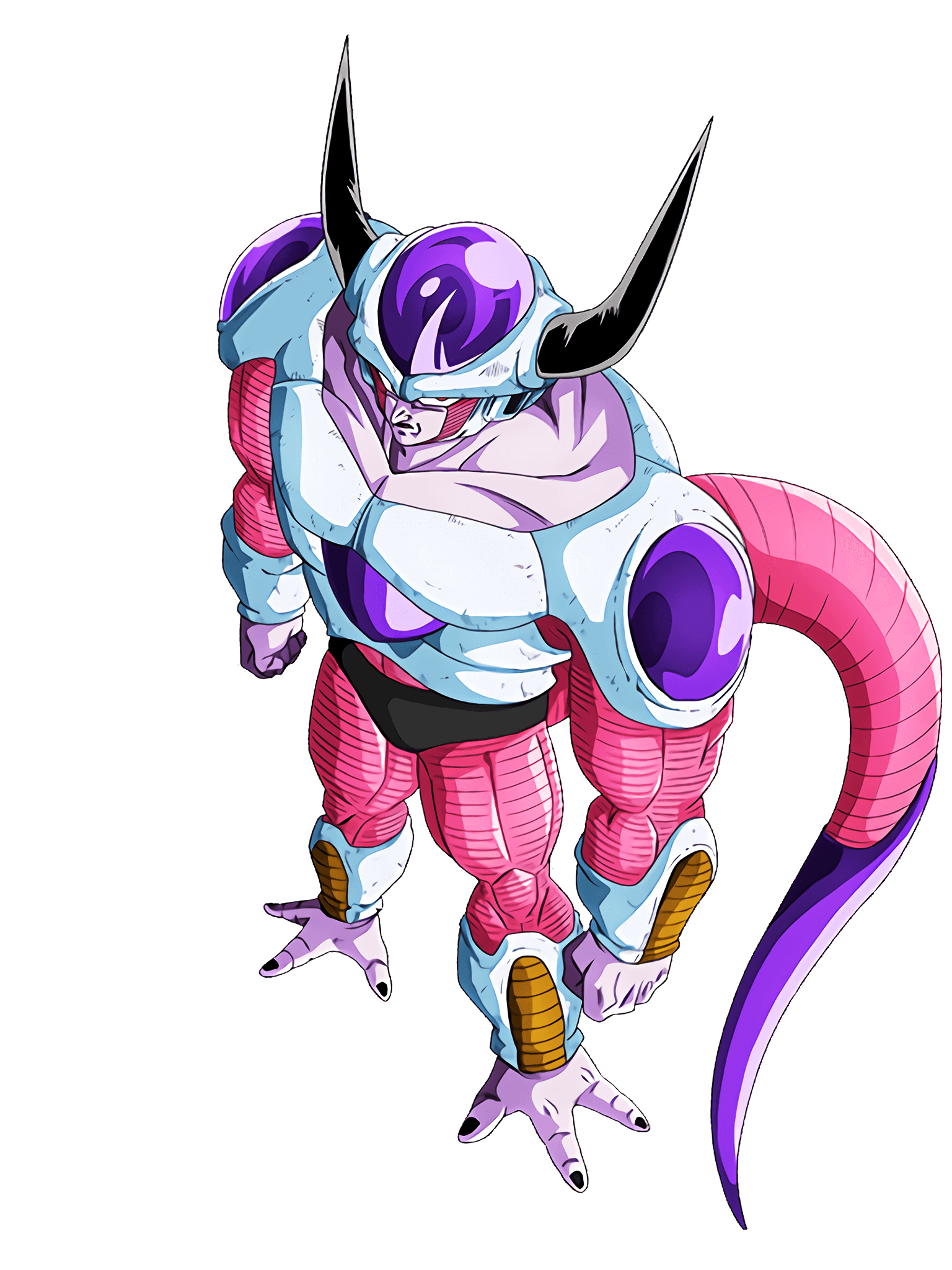 A Feeling of Despair Frieza Second Form Render (Dragon Ball Z Dokkan Battle) .png