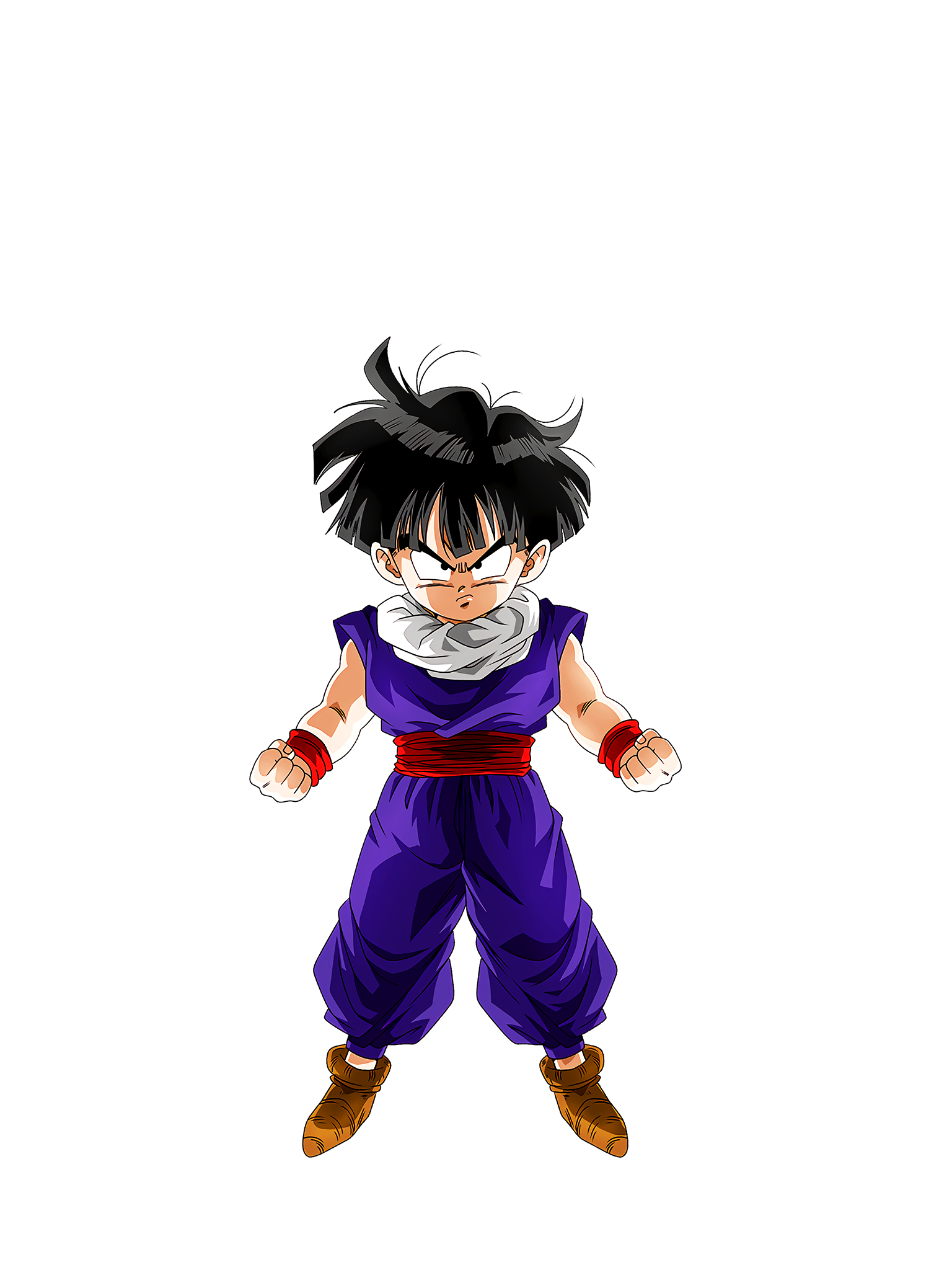 Hope for Growth Gohan Kid Render (Dragon Ball Z Dokkan Battle) .png