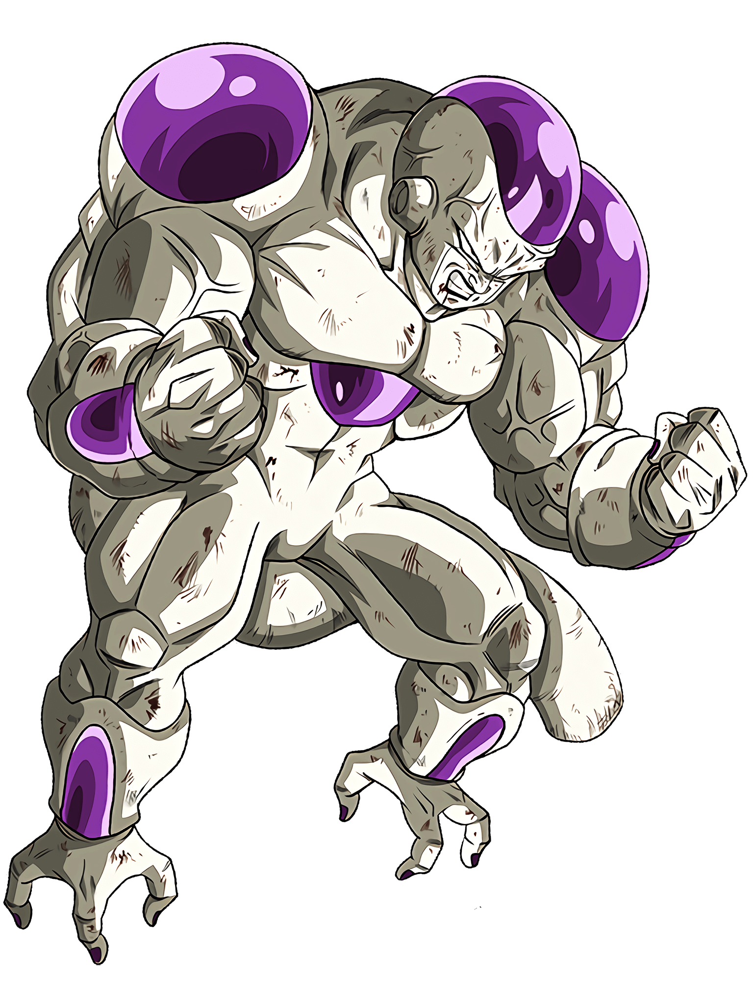 I'm Waiting for 100 Percent Frieza Full Power Render (Dragon Ball Z Dokkan Battle) .png