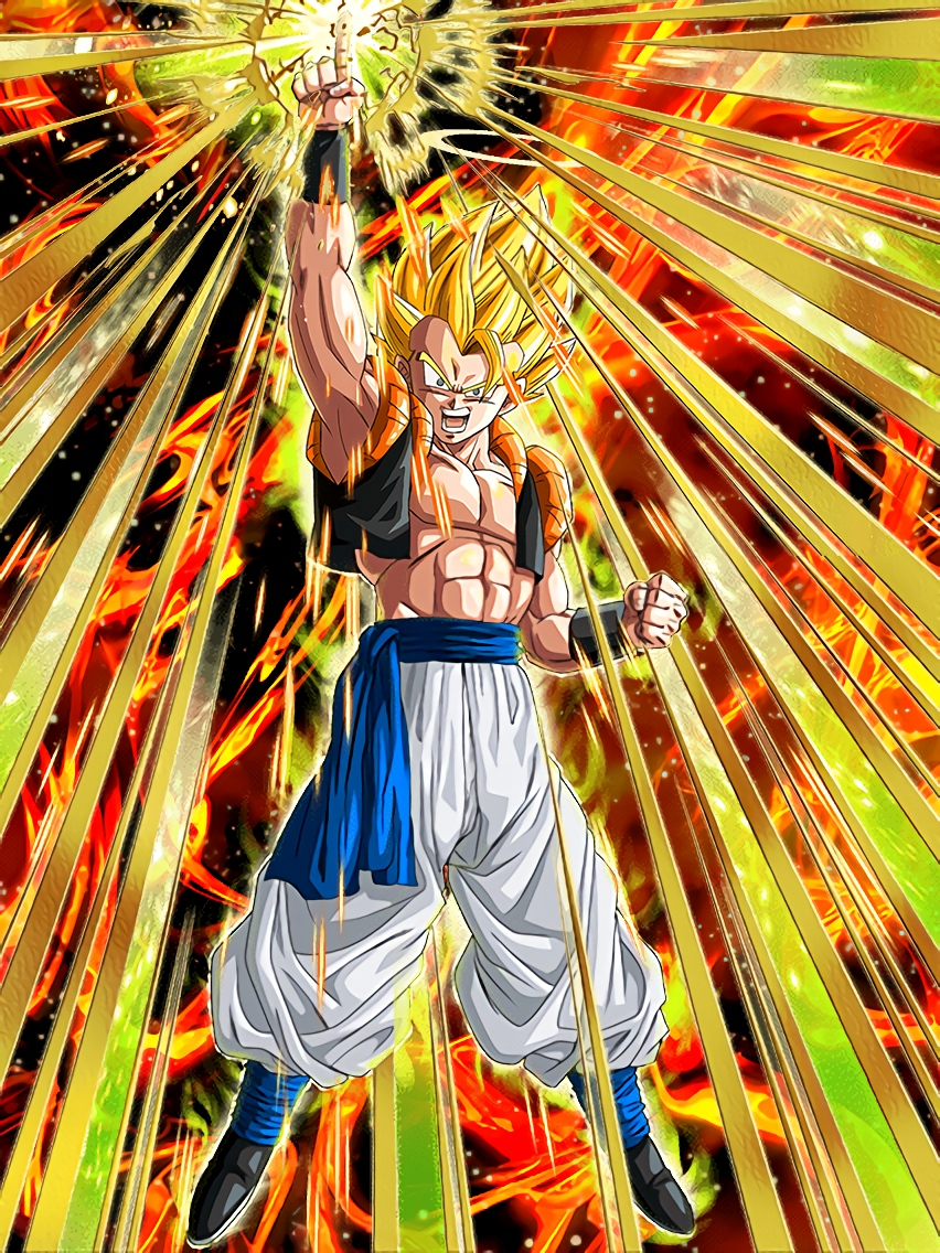 Almighty Fusion Super Gogeta Art (Dragon Ball Z Dokkan Battle).jpg