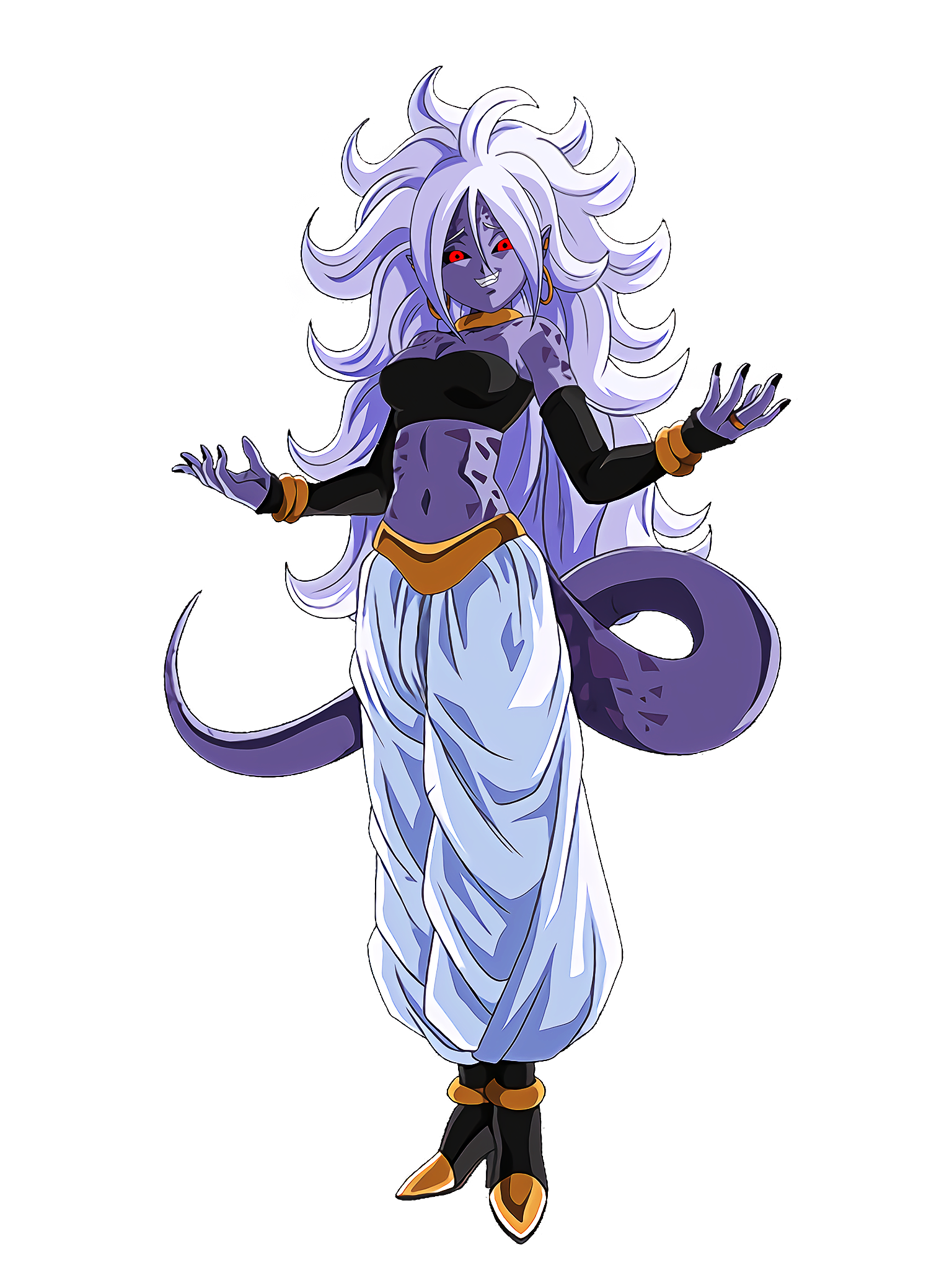 Android 21 Cell Absorbed Render (Dragon Ball Z Dokkan Battle).png