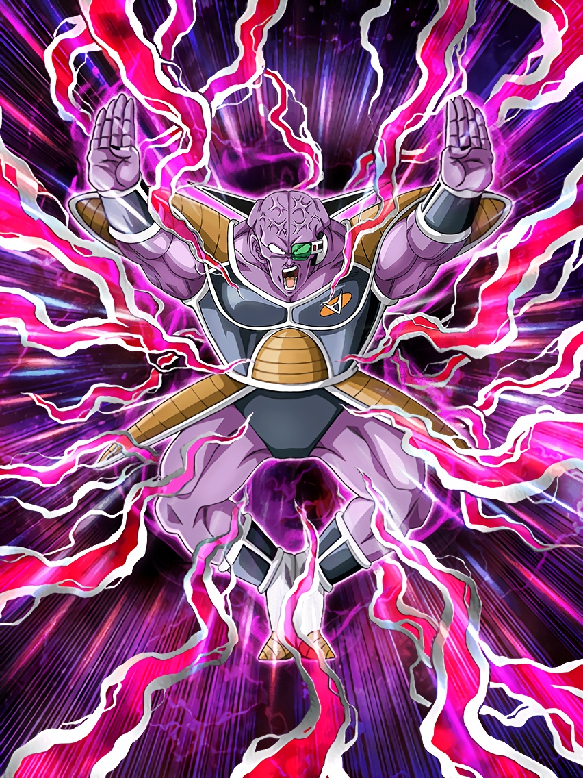 Commited Fighting Pose Captain Ginyu Art (Dragon Ball Z Dokkan Battle).jpg