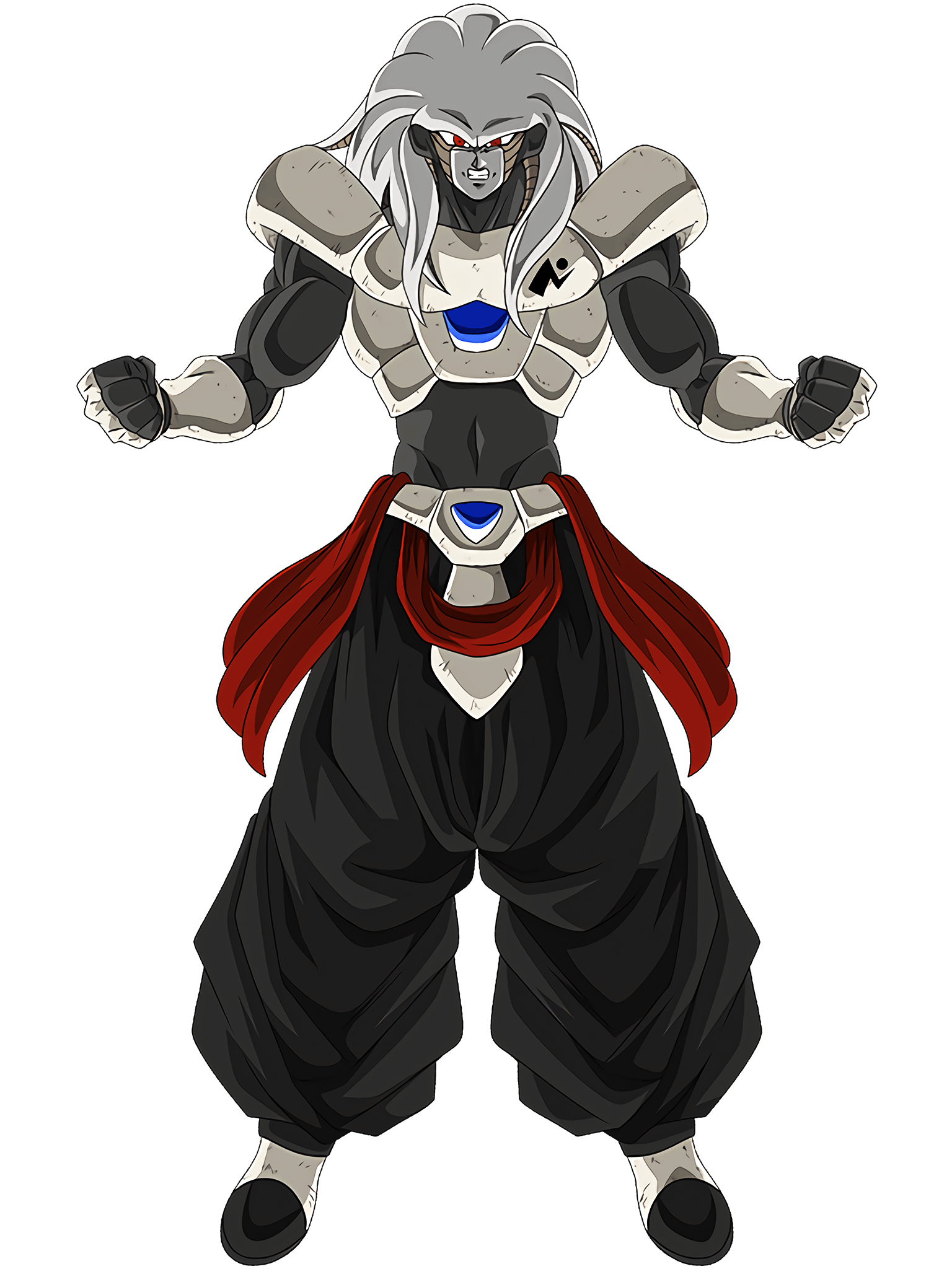 Executioner of Terrible Justice Sealas Character 2 HDRender (Dragon Ball Z Dokkan Battle) .png