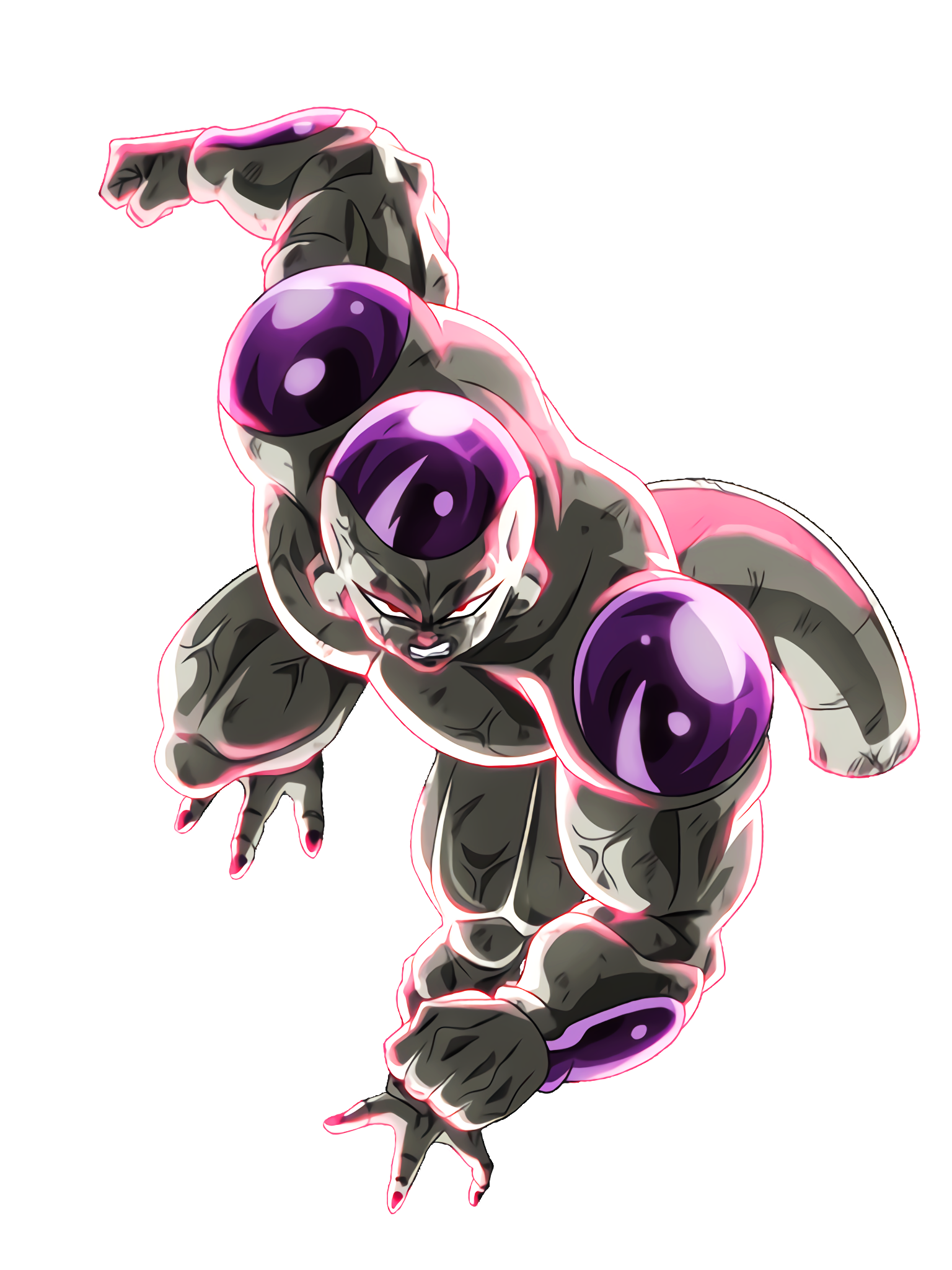 Full Power of Death Frieza Full Power Character 2 Render (Dragon Ball Z Dokkan Battle) .png