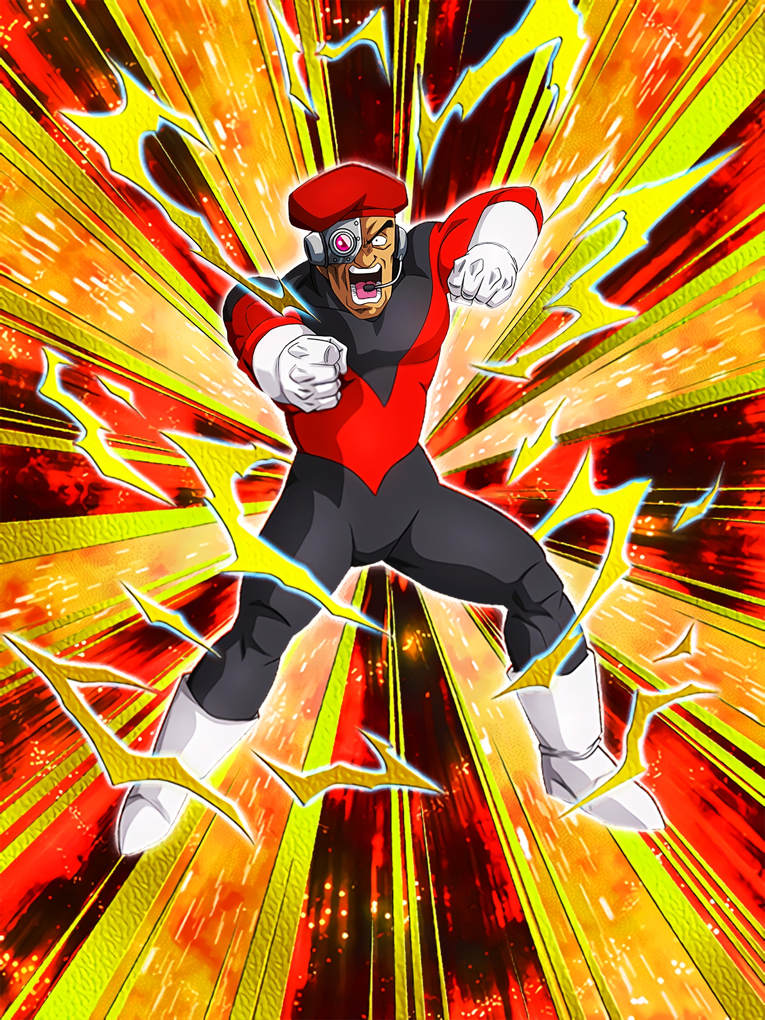 Pride Trooper Kahseral Art (Dragon Ball Z Dokkan Battle).jpg