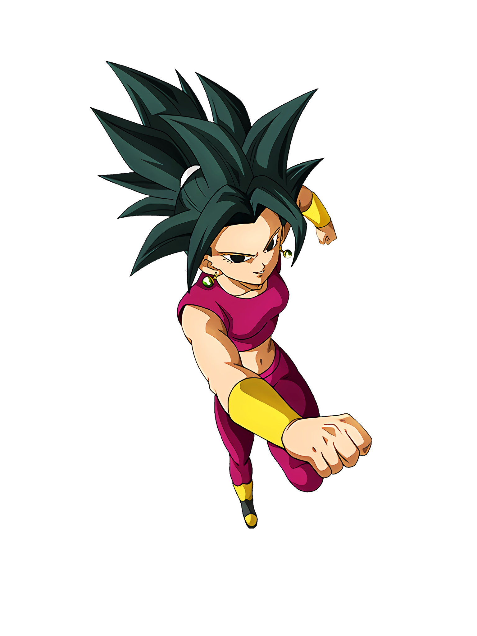 Limit-Breaking Heights Kefla DBS Render (Dragon Ball Z Dokkan Battle).png