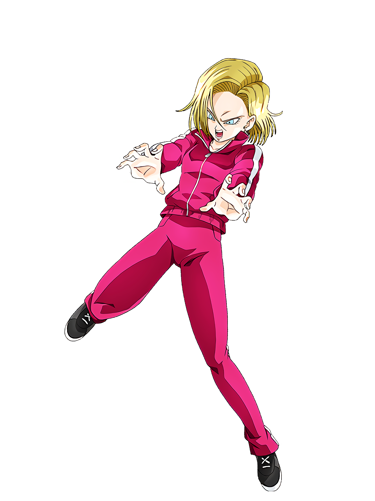 An Android's Eternal Battle Android 18 DBS Render (Dragon Ball Z Dokkan Battle).png