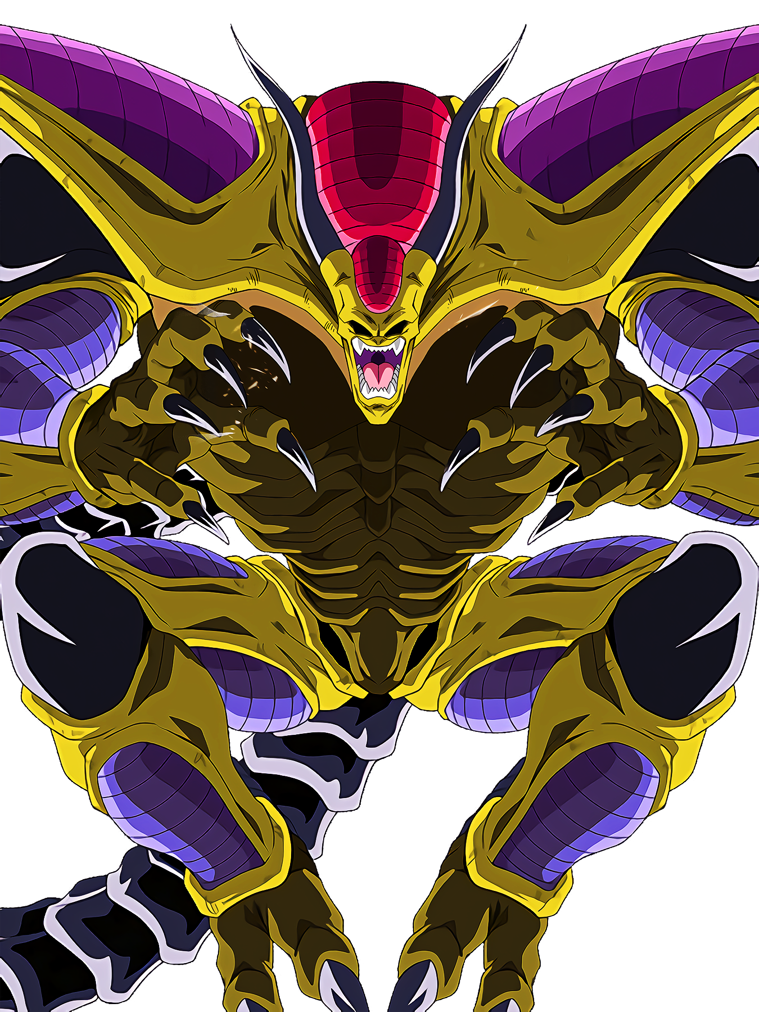 Hirudegarn Render (Dragon Ball Z Dokkan Battle) .png