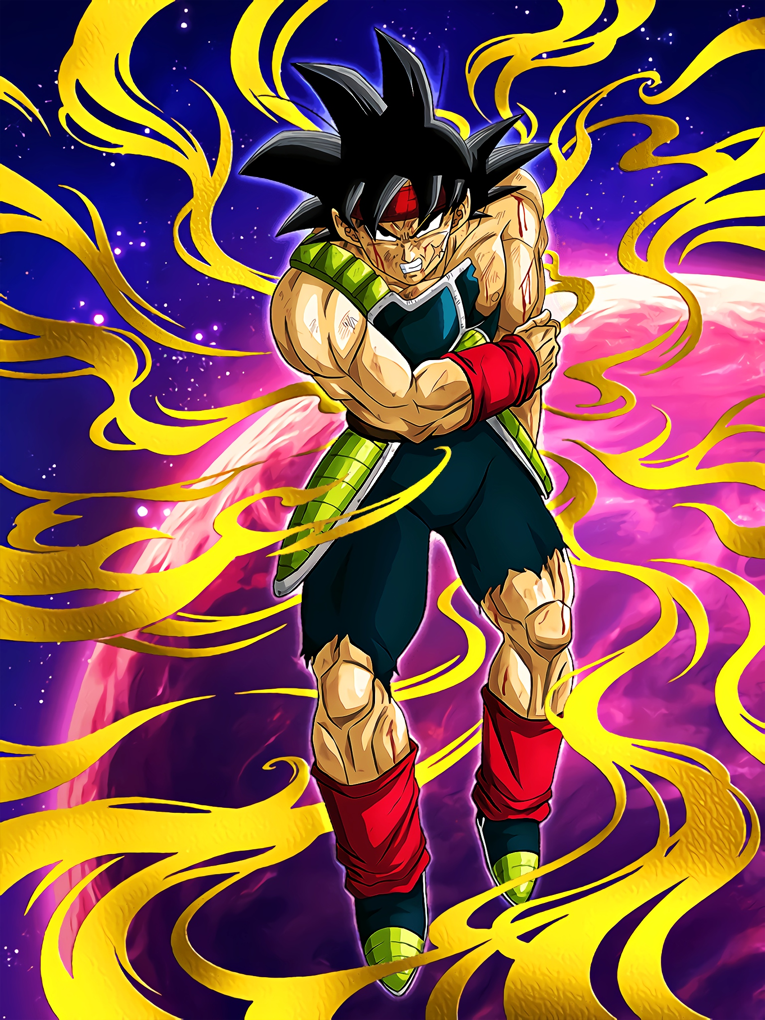 Cursed Future Bardock Art (Dragon Ball Z Dokkan Battle).jpg