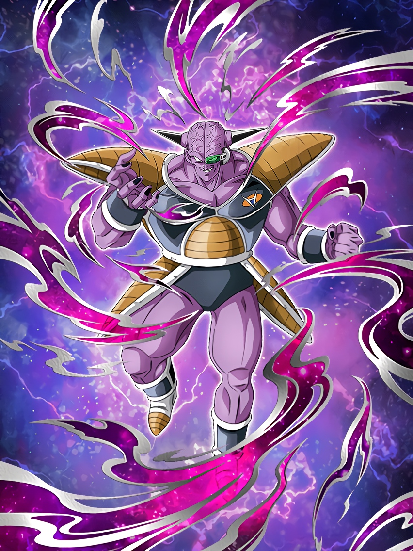 Certified Performance Captian Ginyu Art (Dragon Ball Z Dokkan Battle).jpg