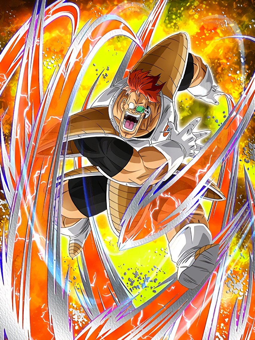 Dangerous Rush Recoome Art (Dragon Ball Z Dokkan Battle).jpg