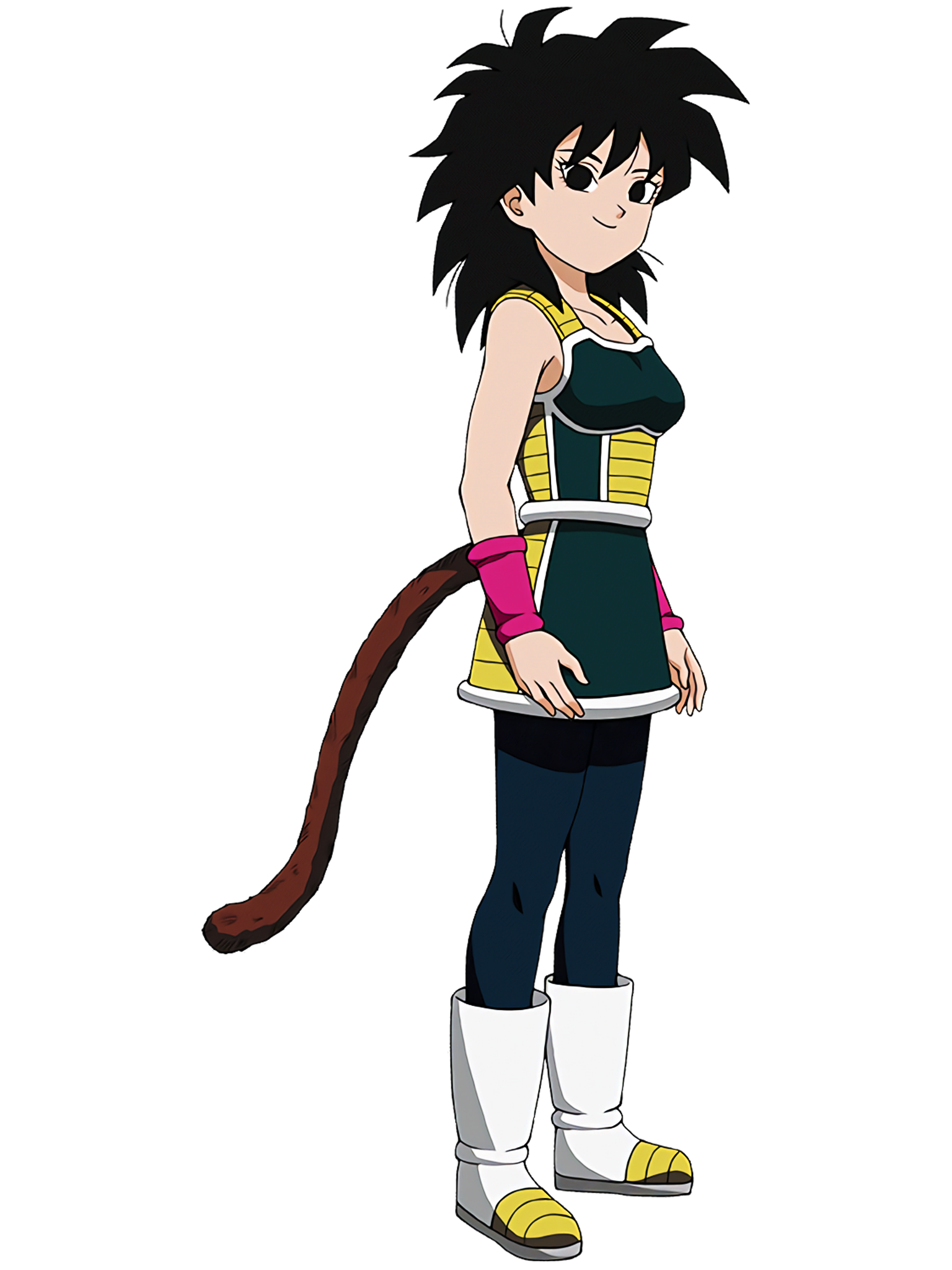 Gine Side View DBS Render (Dragon Ball Z Dokkan Battle).png